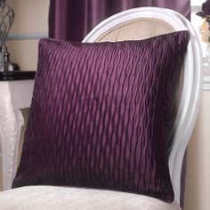 Aubergine Opulence Collection Cushion