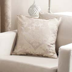 Latte Warwick Collection Cushion