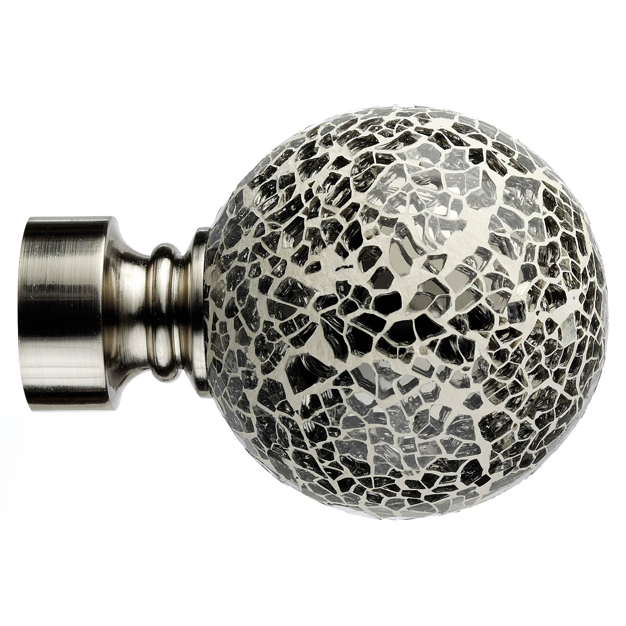 Mix And Match Collection Mirrored Ball Finials