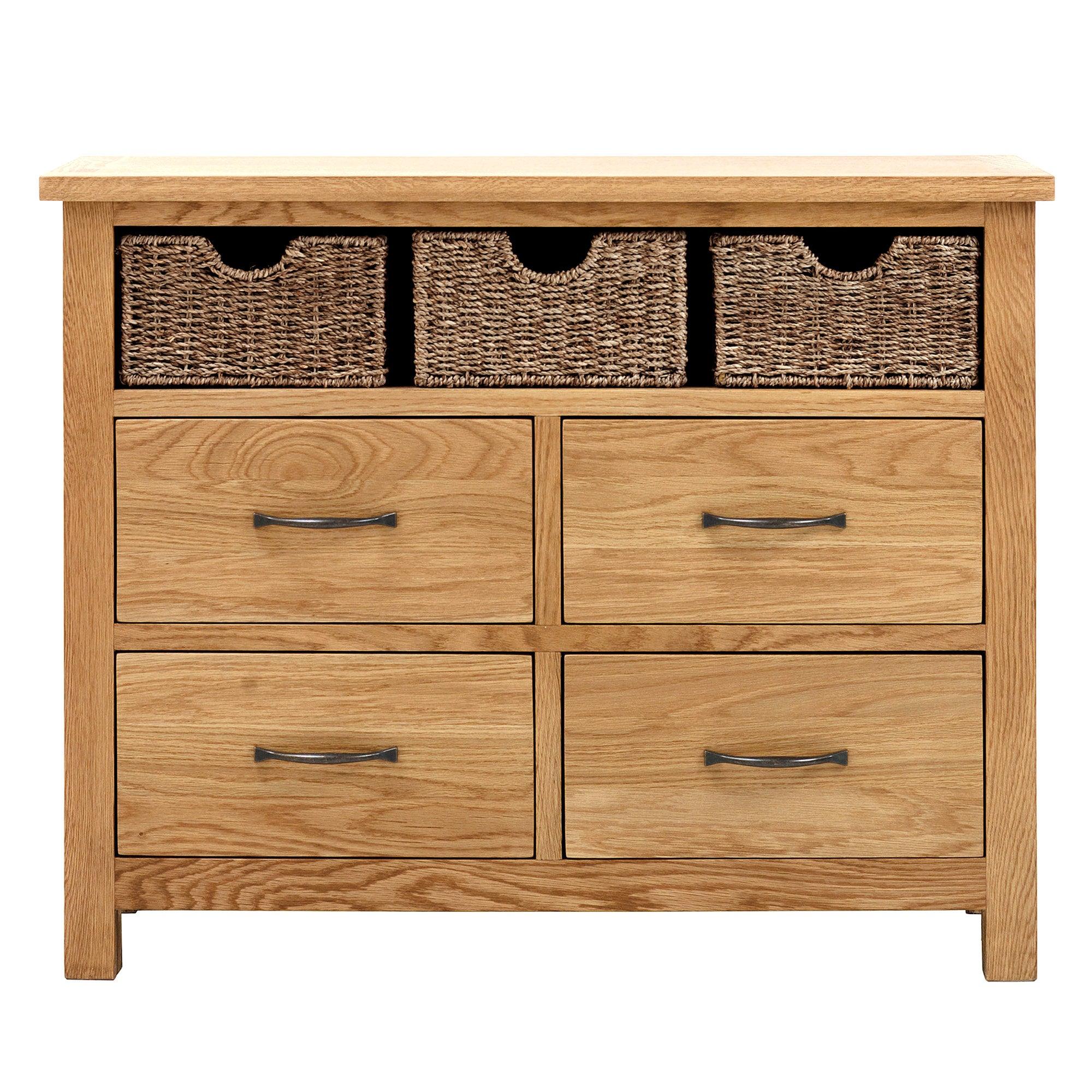 Sidmouth Oak Sideboard