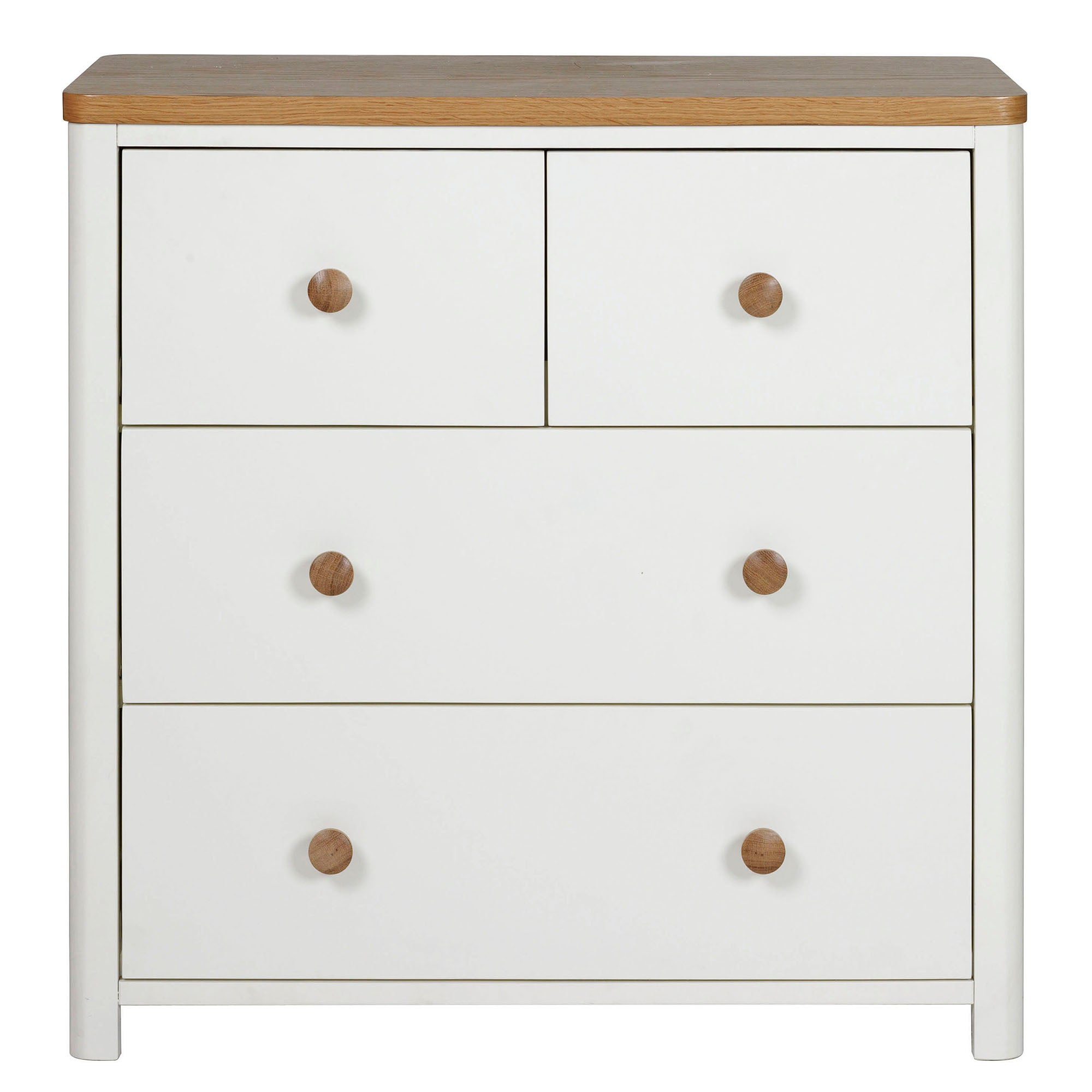Kids Morgan Oak Chest of Drawers
