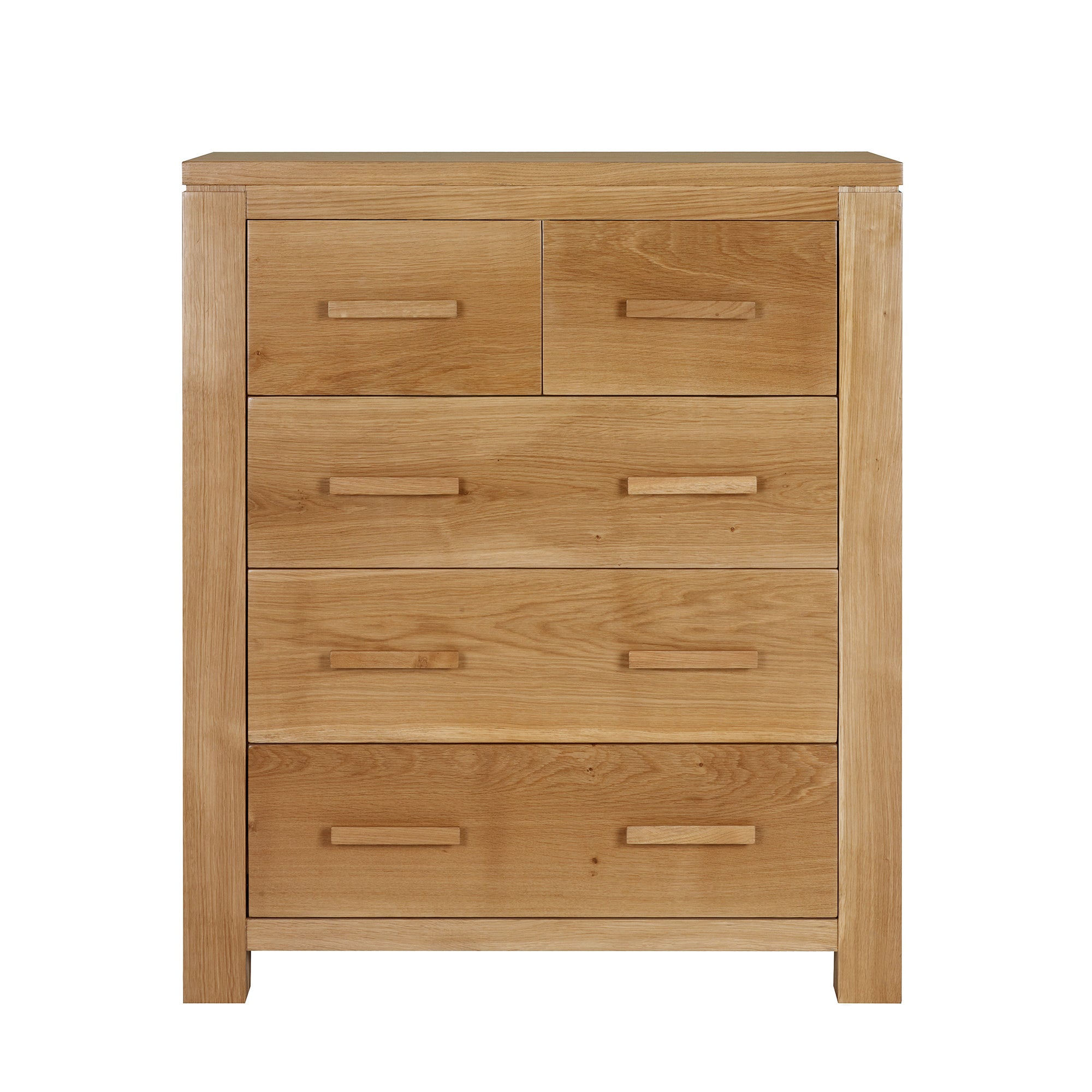 Seville Oak Chest of Drawers