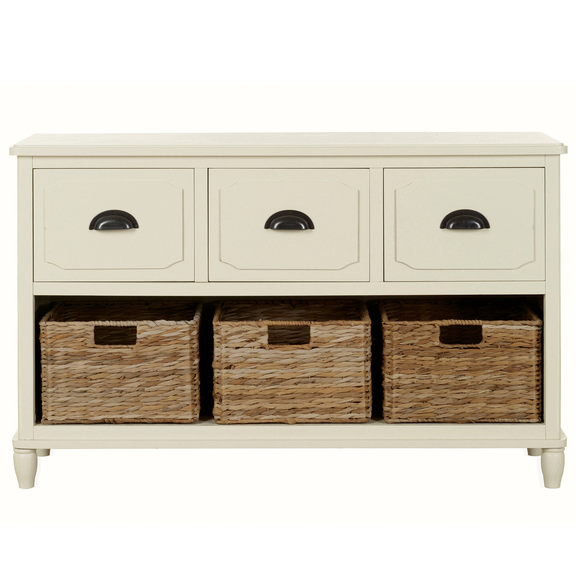 Devon Cream Console Table