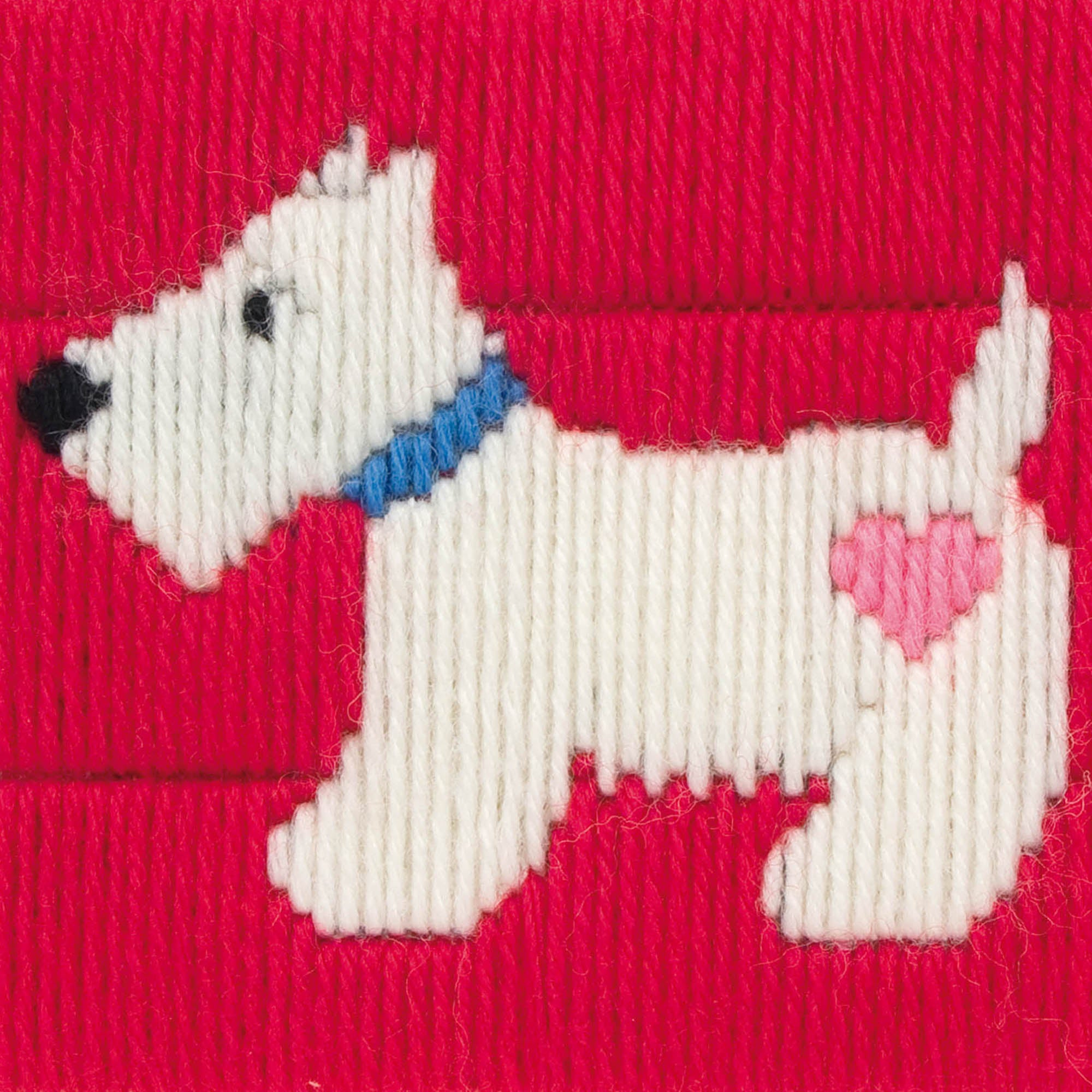 Anchor Kids Joe Dog Long Stitch Kit