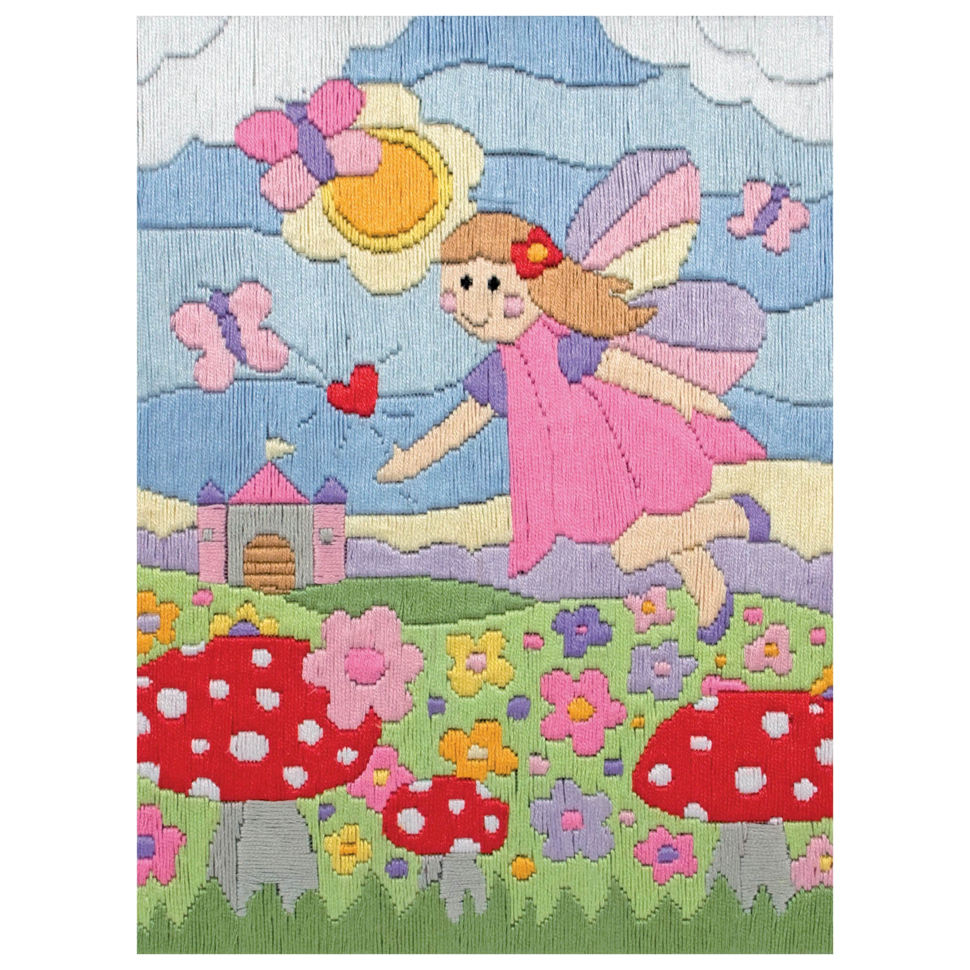 Anchor Fairy Land Long Stitch Kit