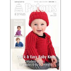 Patons Modern Baby Book