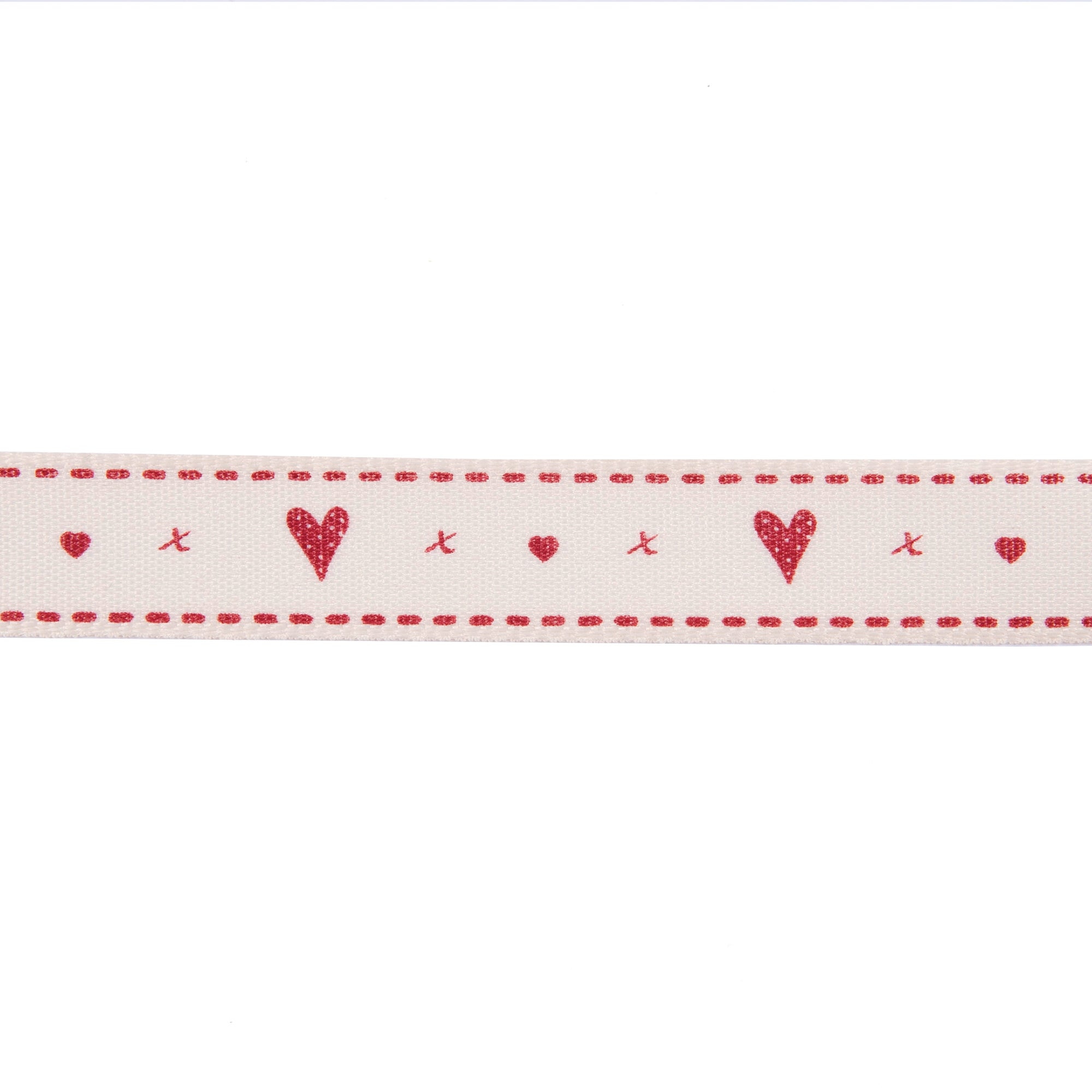 Hearts and Kisses Ribbon
