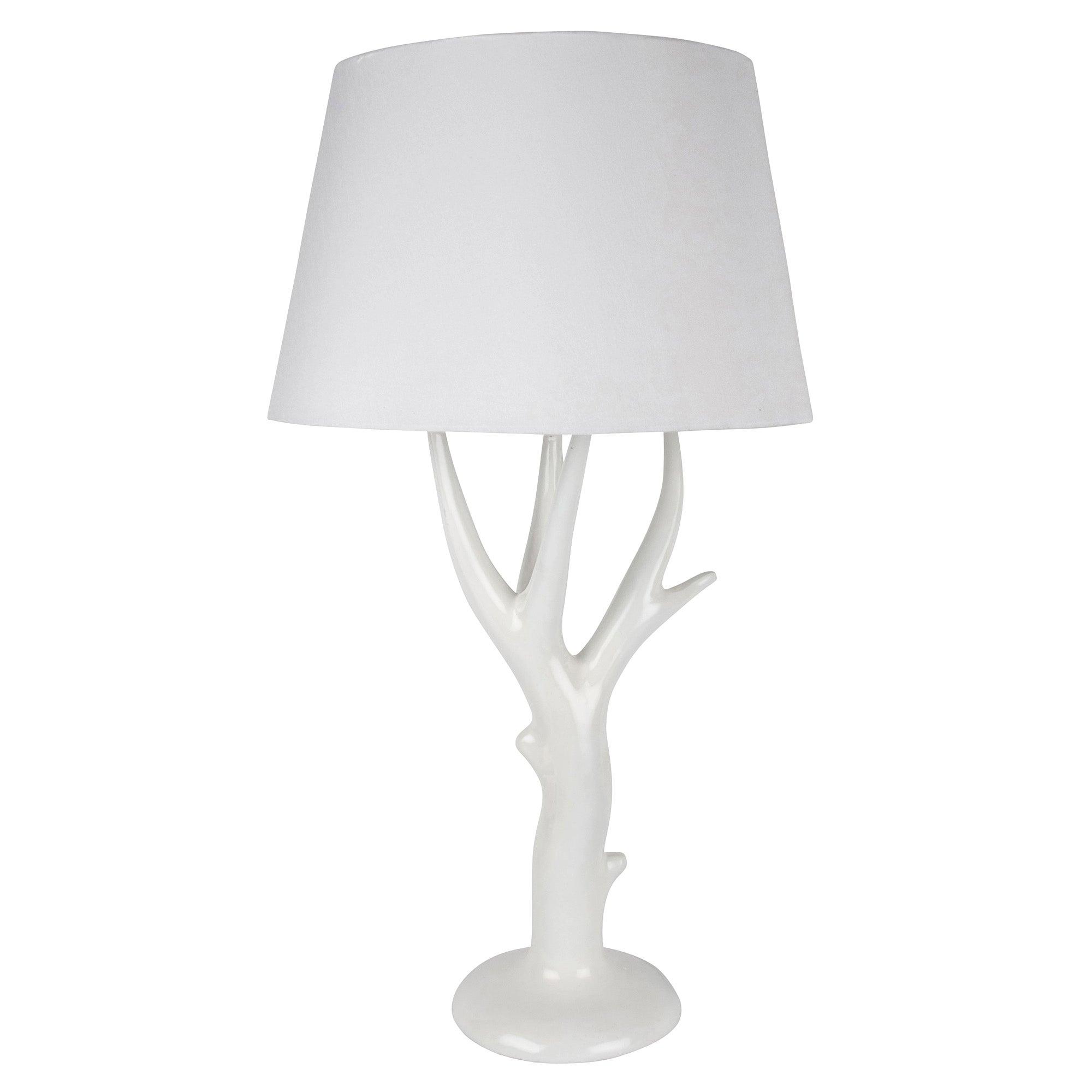 antler table lamp dunelm. Black Bedroom Furniture Sets. Home Design Ideas
