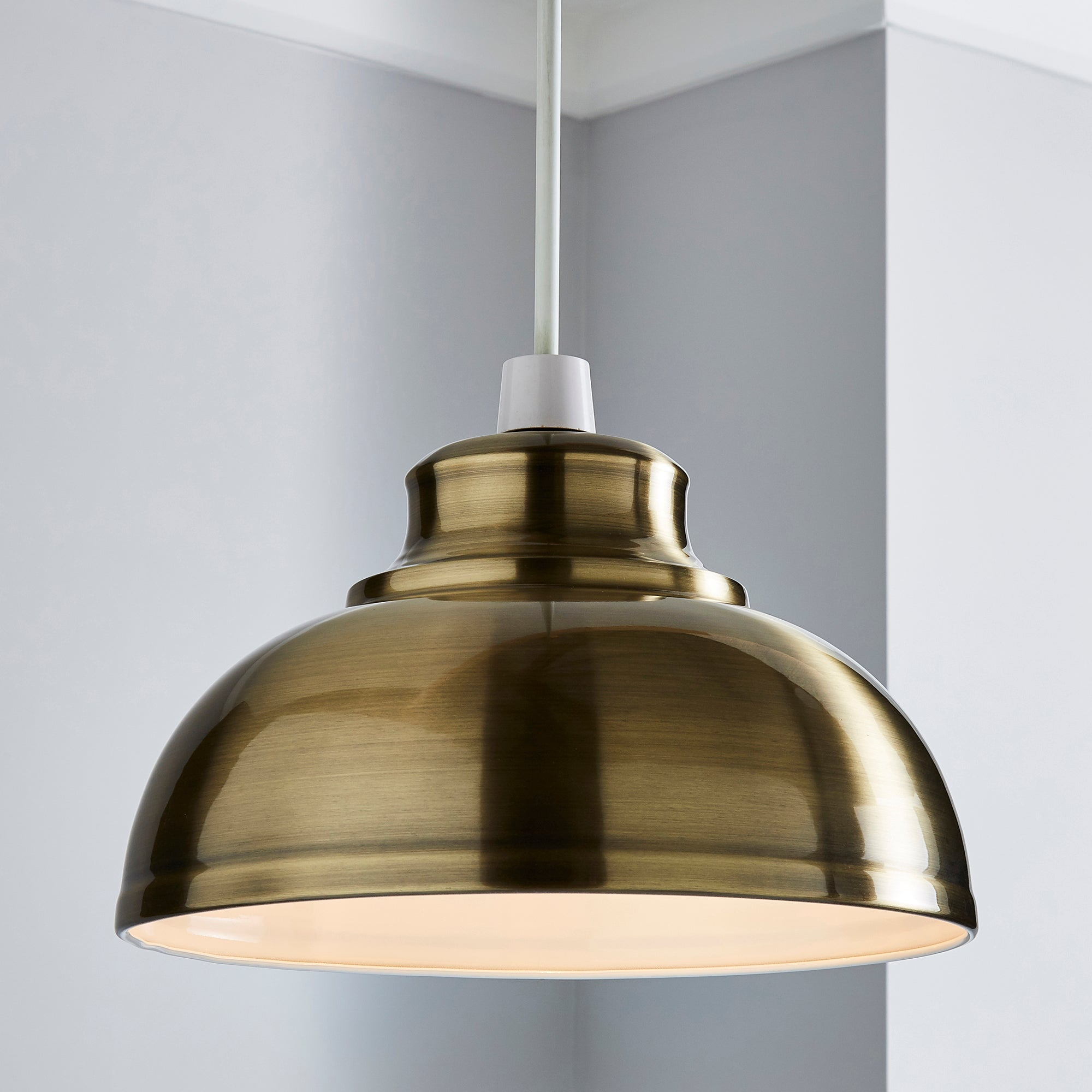 Appleton Metal Pendant