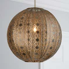 Aria Lace Ball Pendant Shade