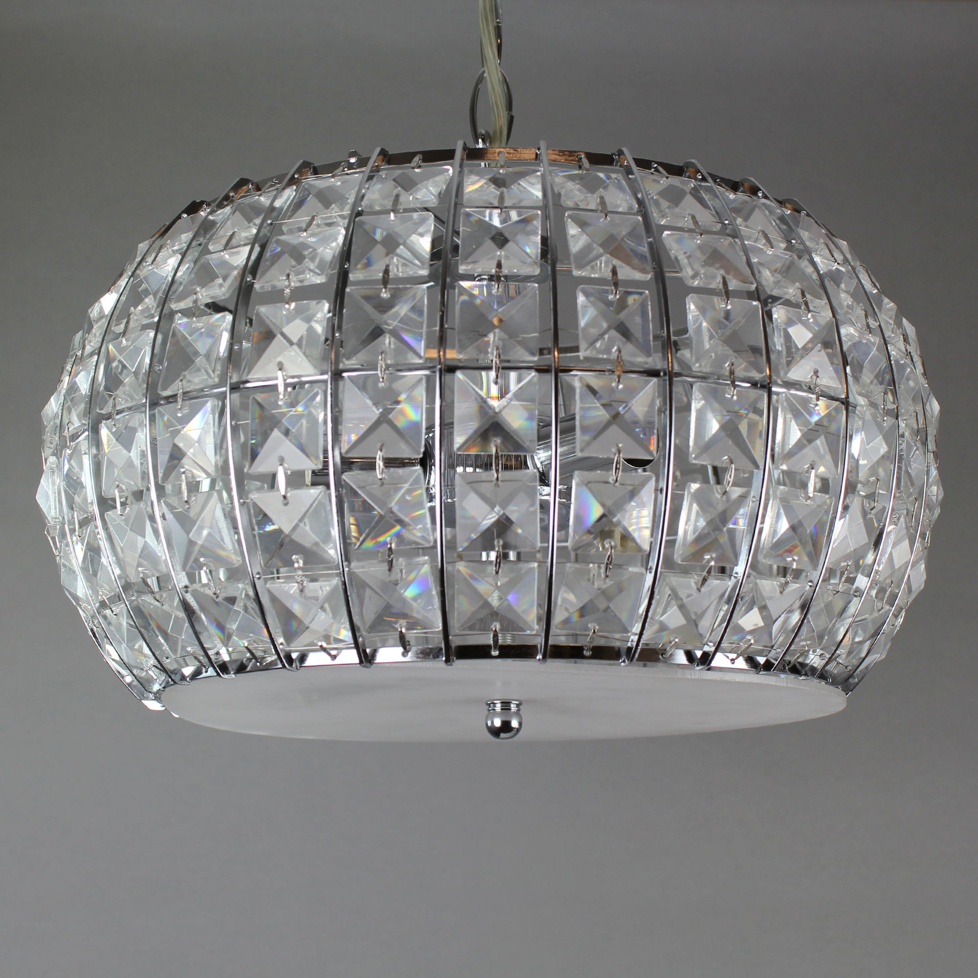 Diana Curved Ceiling Light Fitting