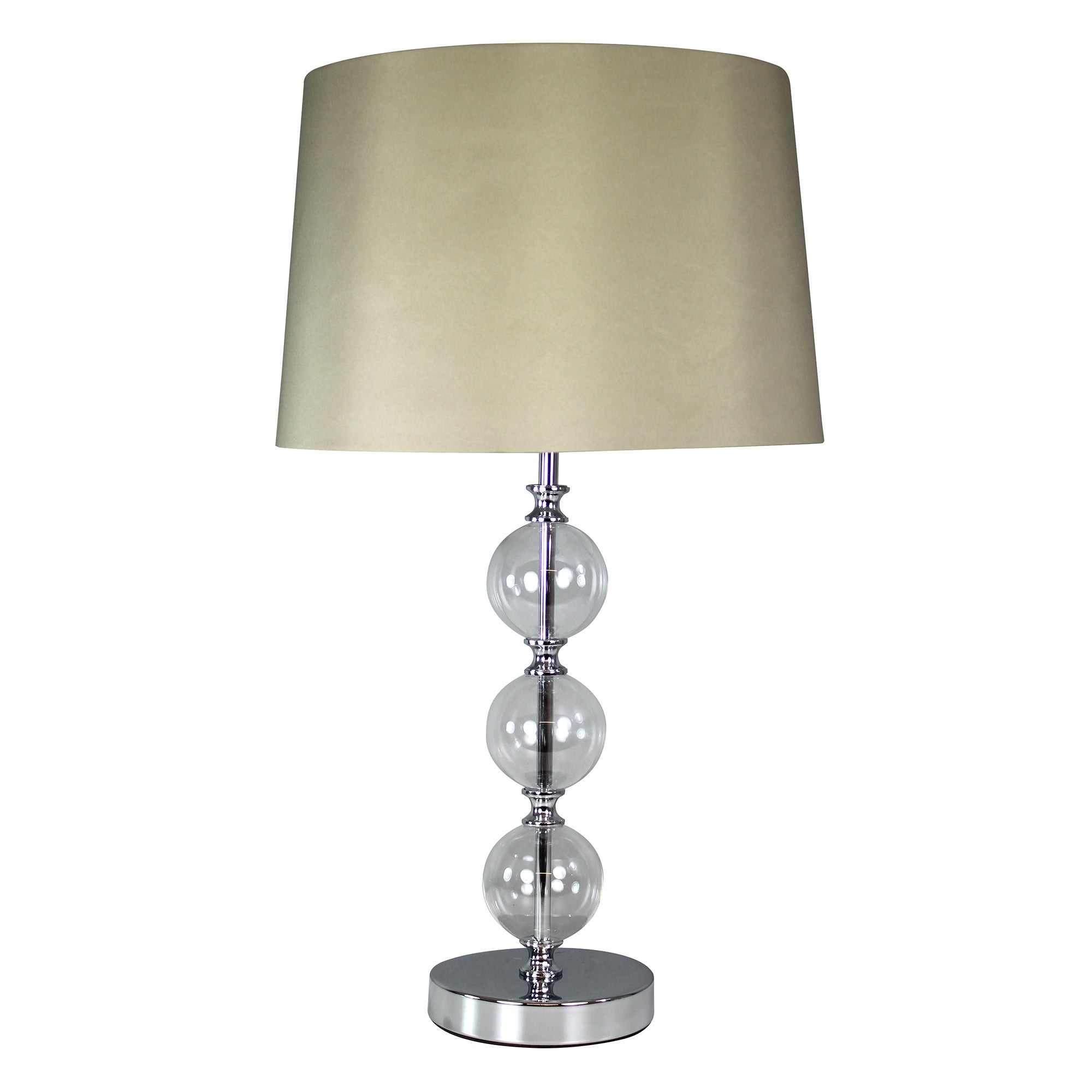 Elise 3 Ball Table Lamp