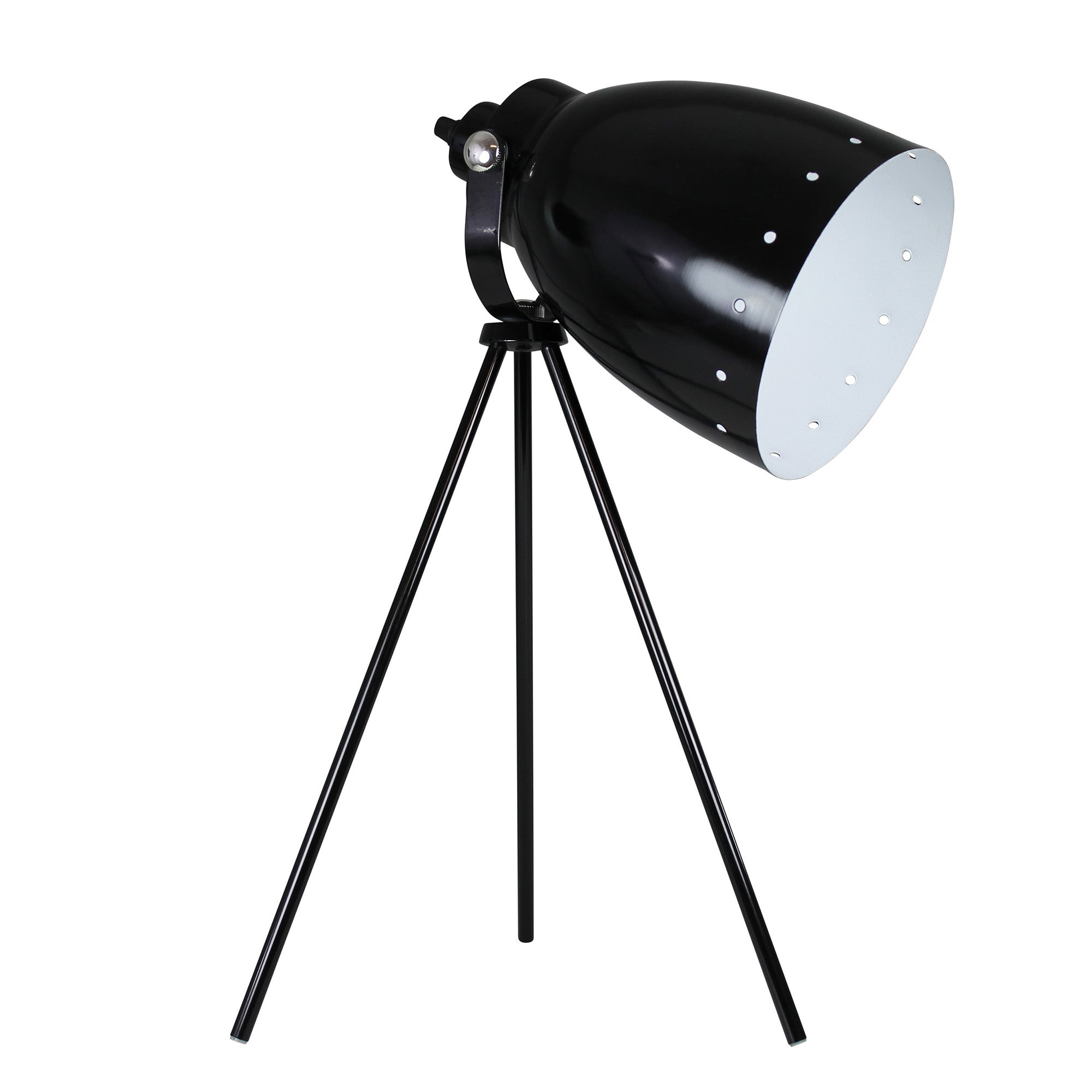 Black Tripod Table Lamp