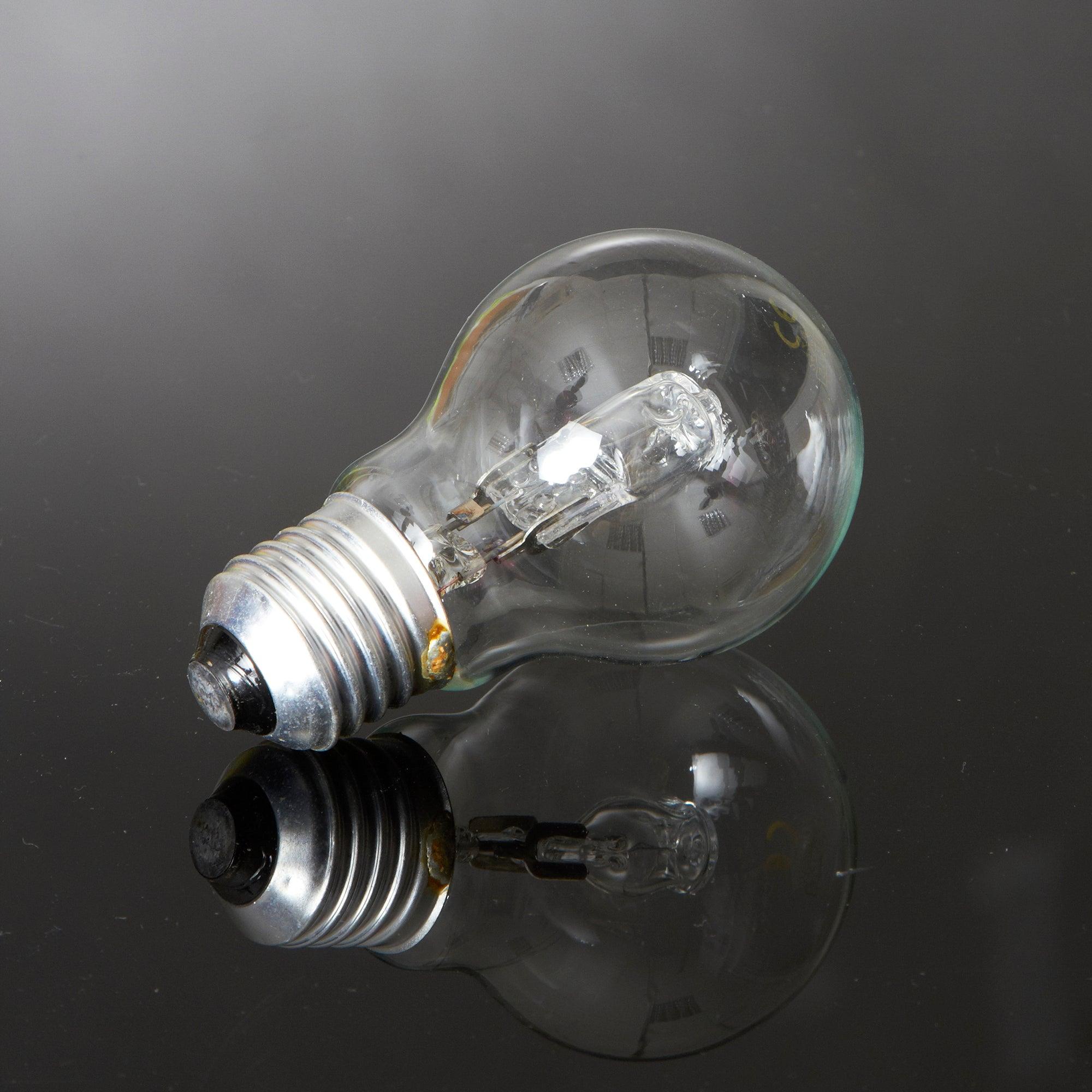 Status Eco Halogen GLS ES 28 Watt Round Bulb