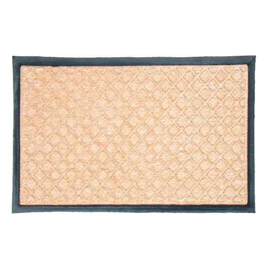 Diamond Door Guard Mat