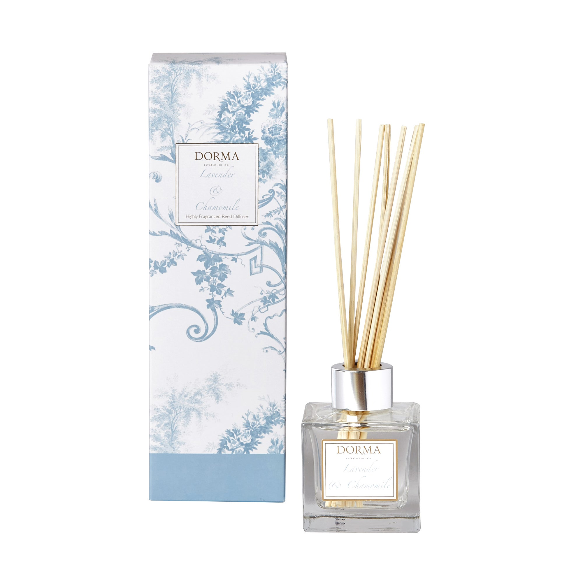 Dorma Lavender and Chamomile 100ml Reed Diffuser