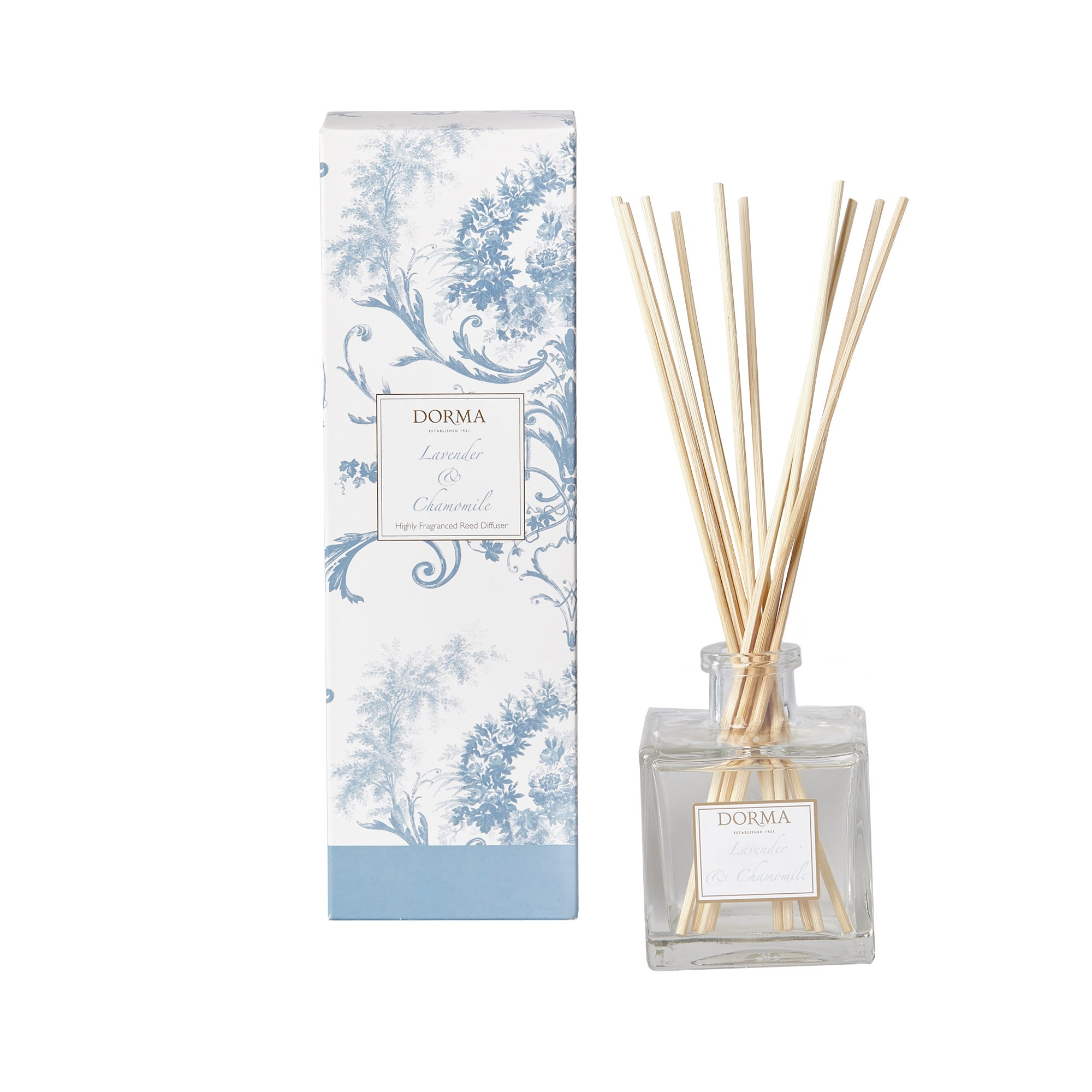 Dorma Lavender and Chamomile 200ml Reed Diffuser