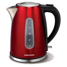 Morphy Richards Accents Red Jug Kettle