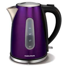 Morphy Richards Accents Purple Jug Kettle