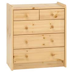 Kids Harper Pine Chest of Drawers