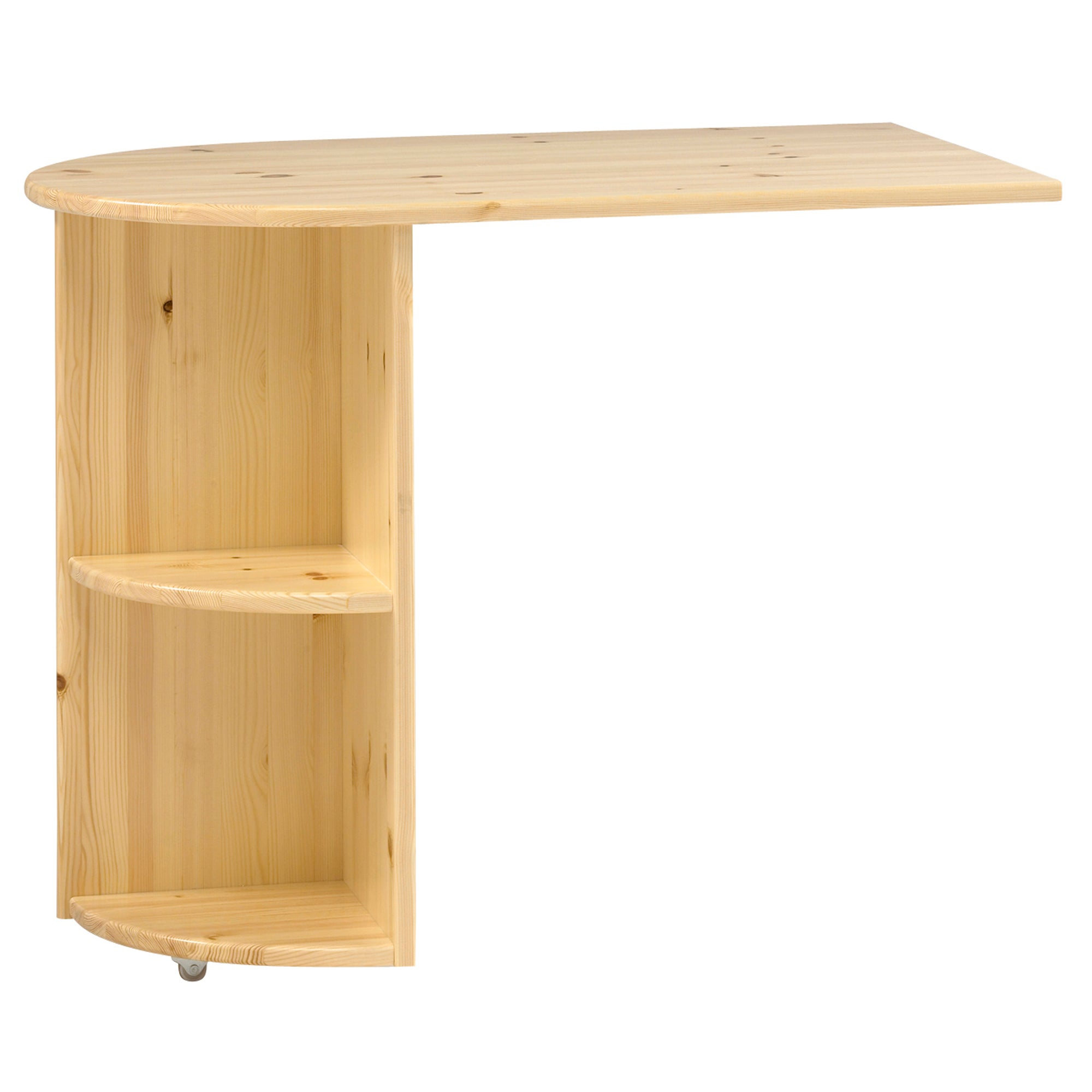 Kids Harper Pine Pull Out Desk