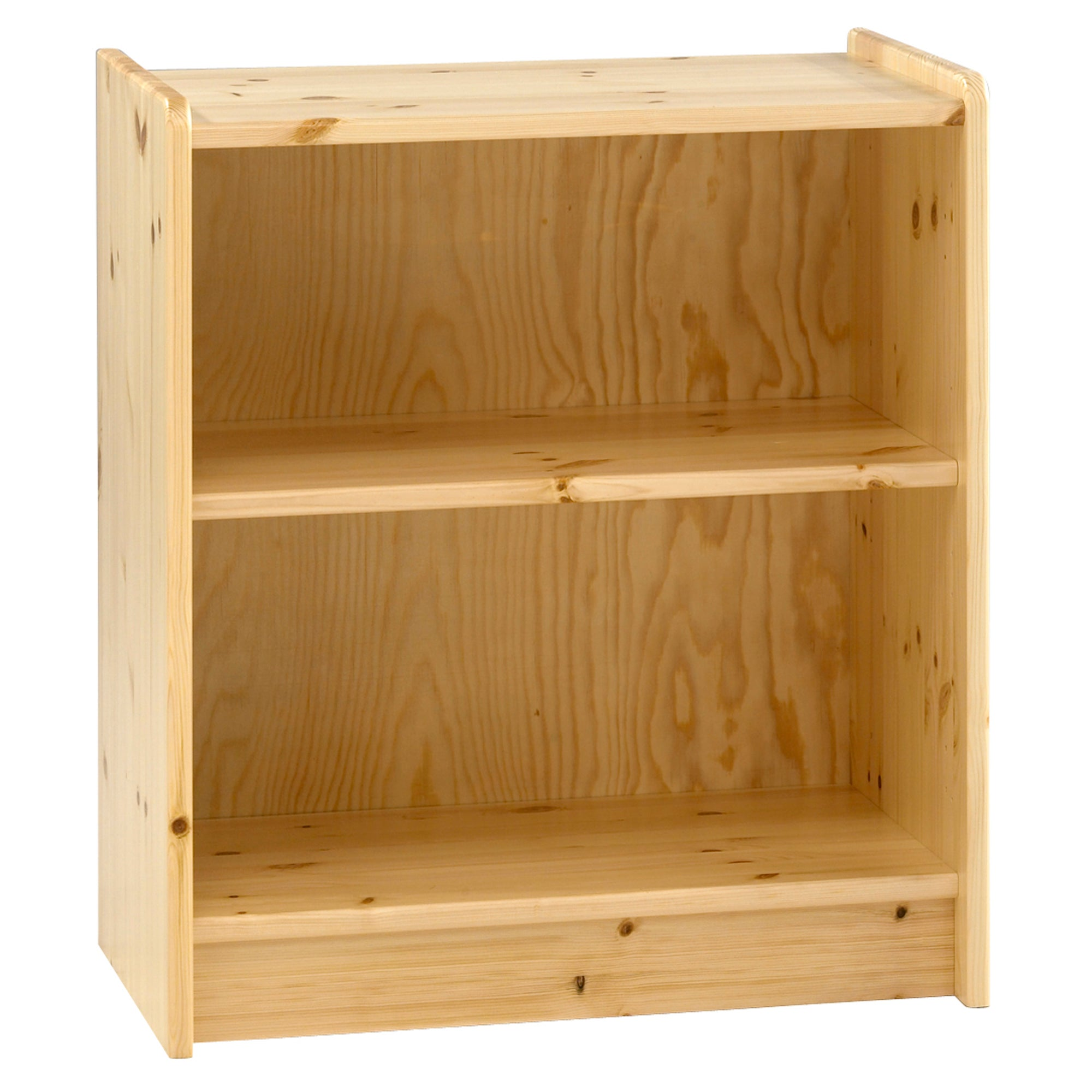 Kids Harper Pine Low Bookcase