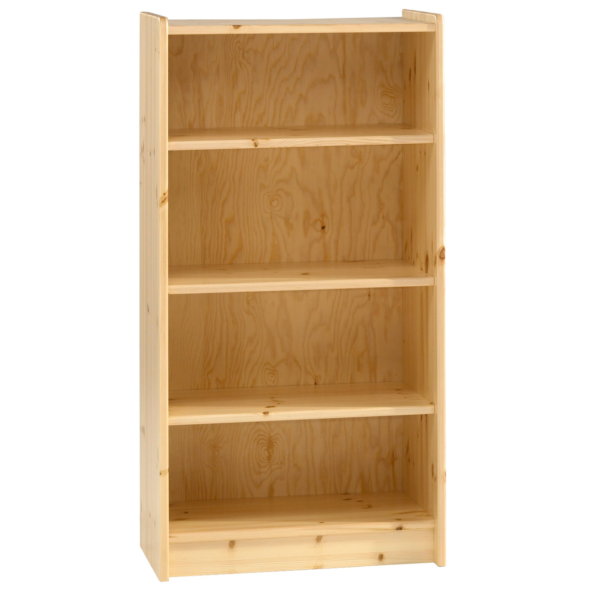 Kids Harper Pine Tall Bookcase
