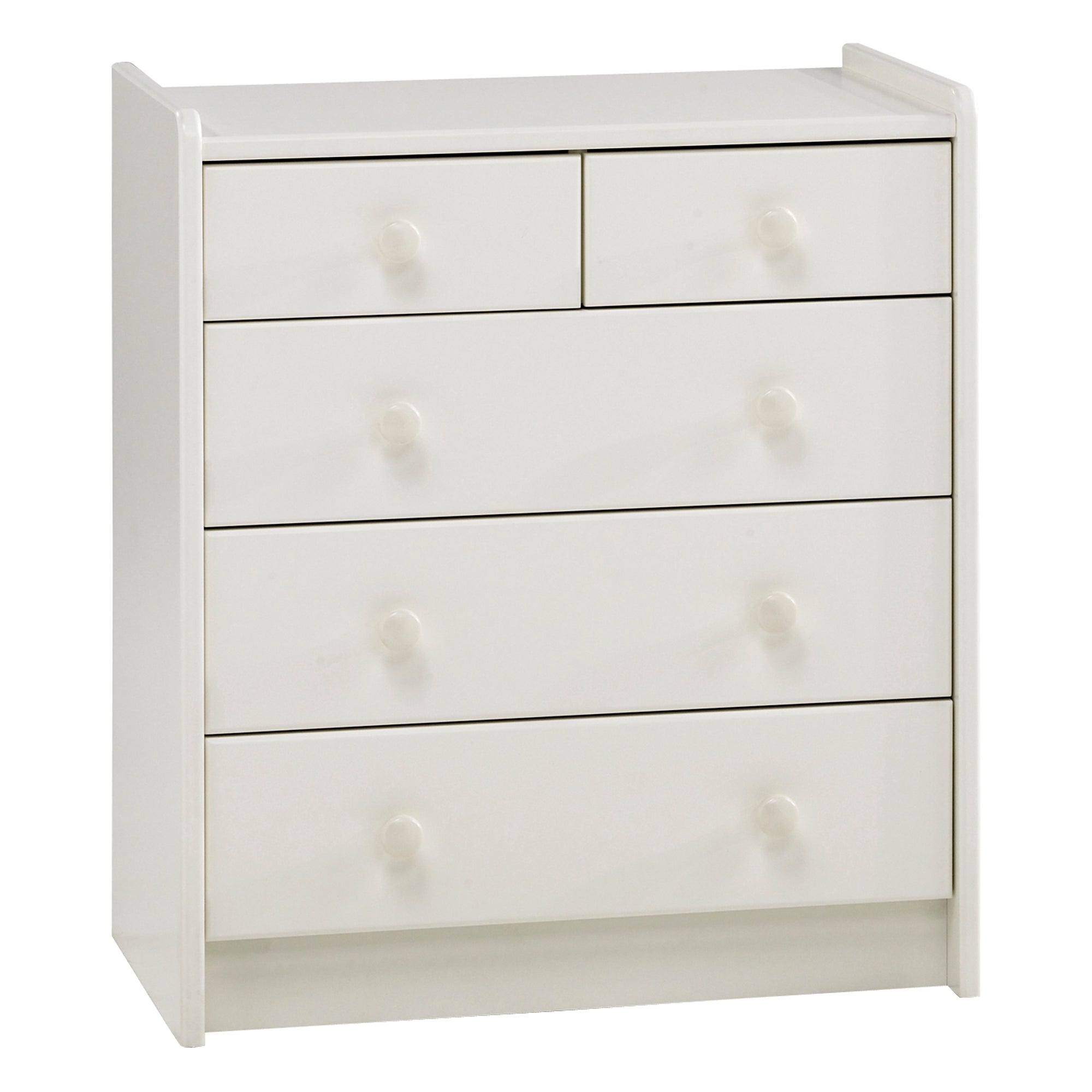 Kids Harper White Chest Of Drawers