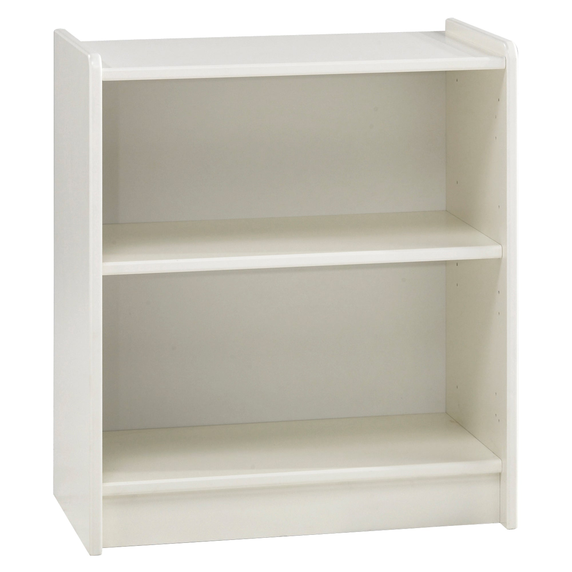 Kids Harper White Low Bookcase