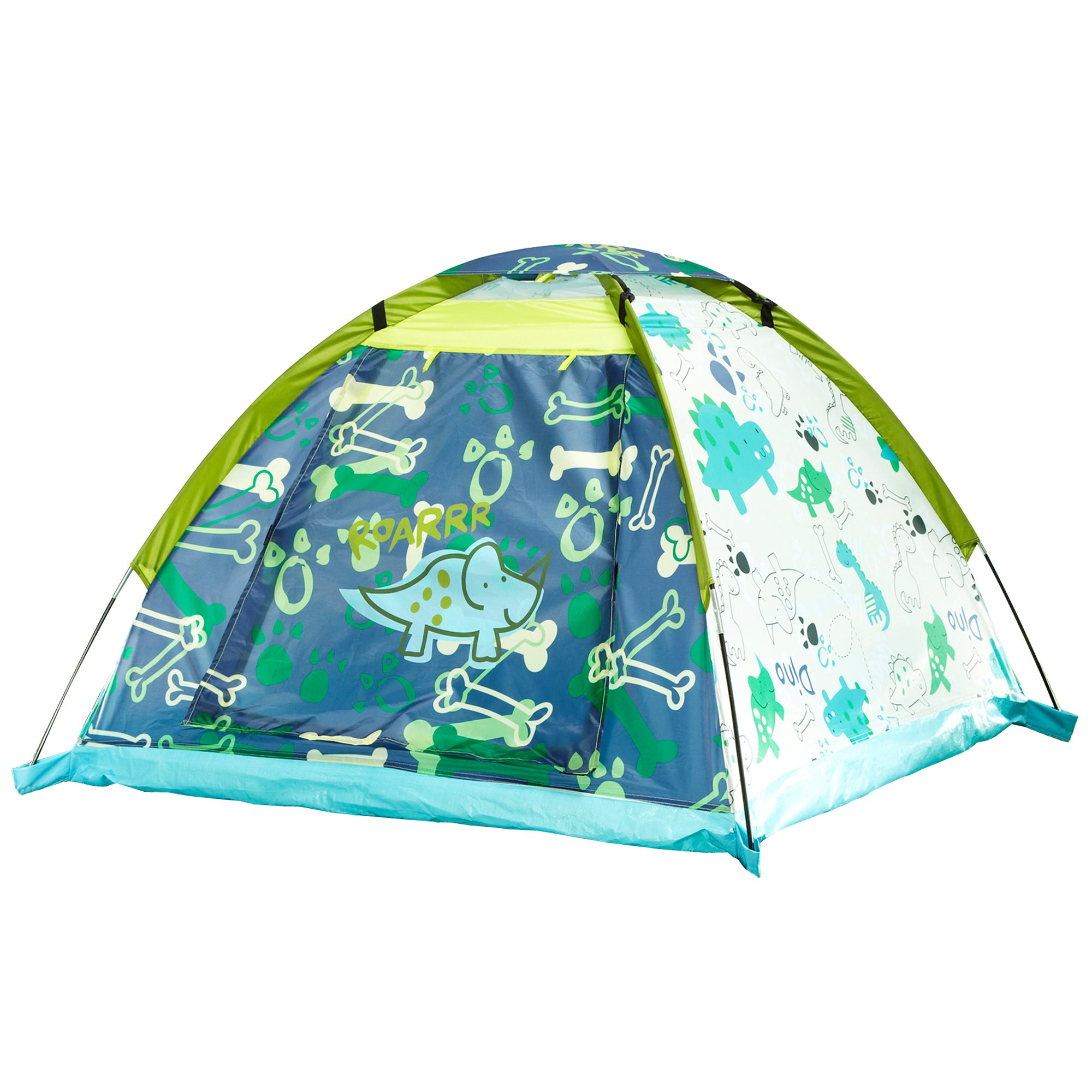 Kids Roaring Dino Collection Play Tent