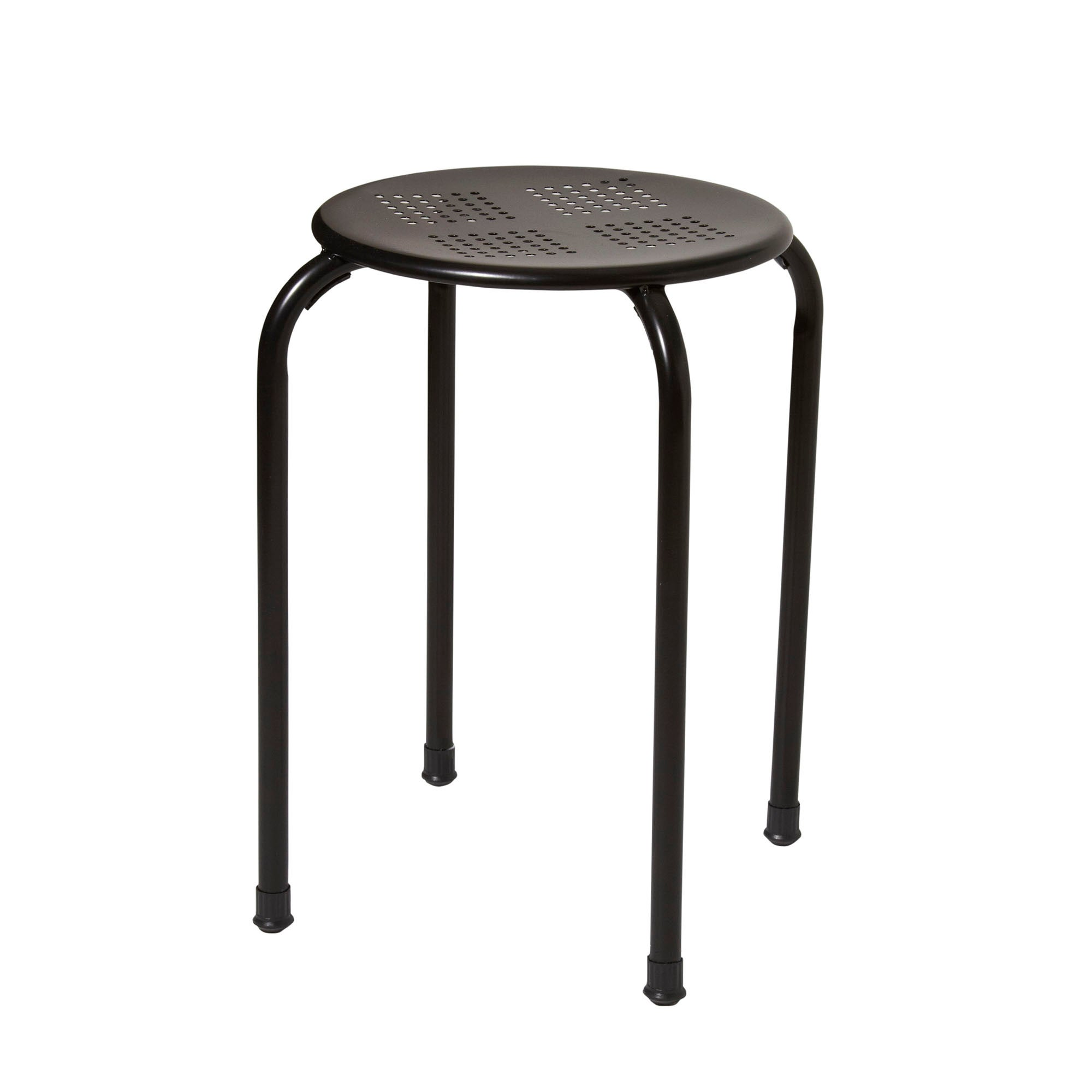 Metal Stacking Stool