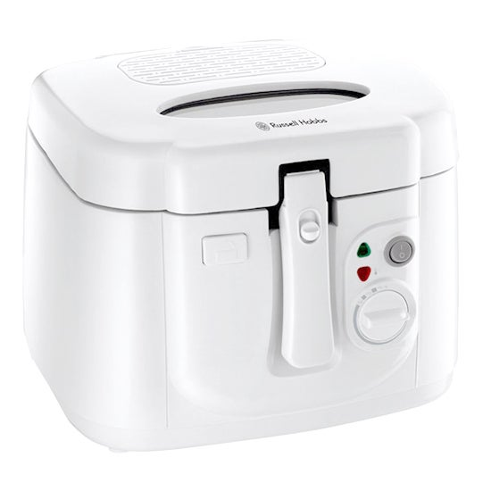 Russell Hobbs White Deep Fat Fryer