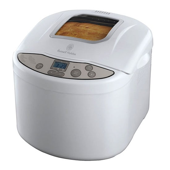Russell Hobbs 18036 White Compact Breadmaker