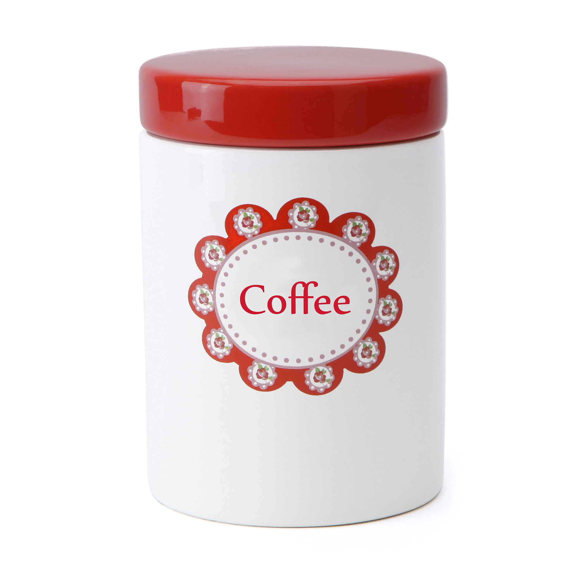 Rose and Ellis Allexton Collection Coffee Canister