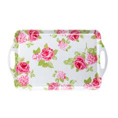 Rose and Ellis Clarendon Collection Large Tray