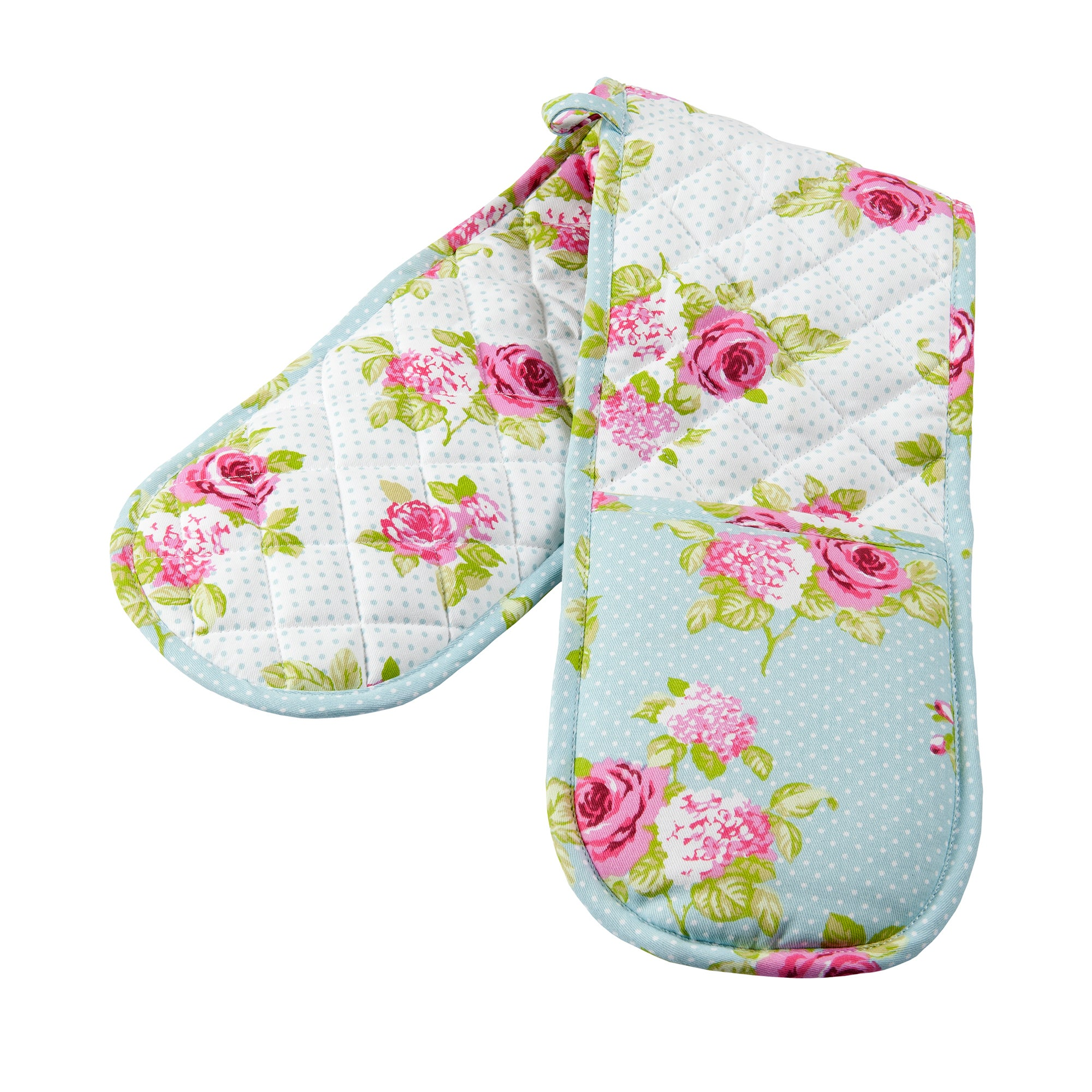 Rose and Ellis Clarendon Collection Double Oven Glove