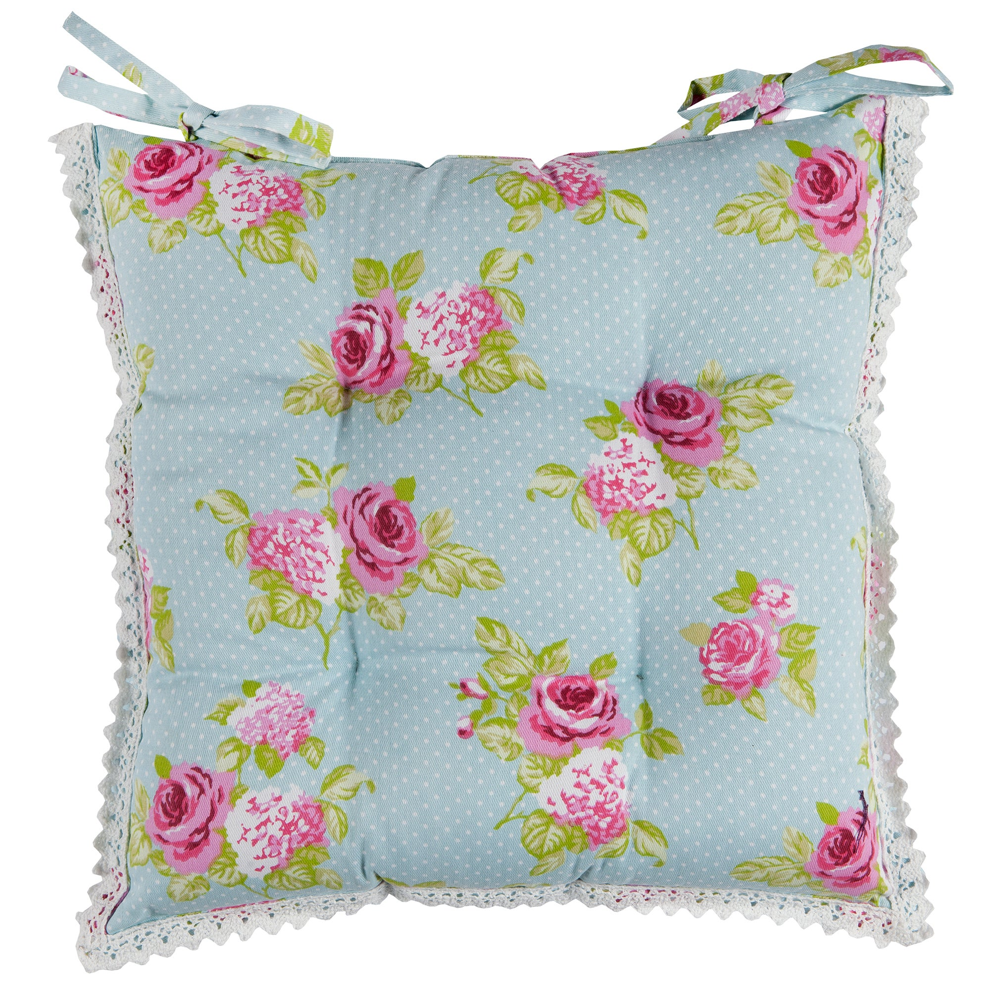 Rose and Ellis Clarendon Collection Seat Pad