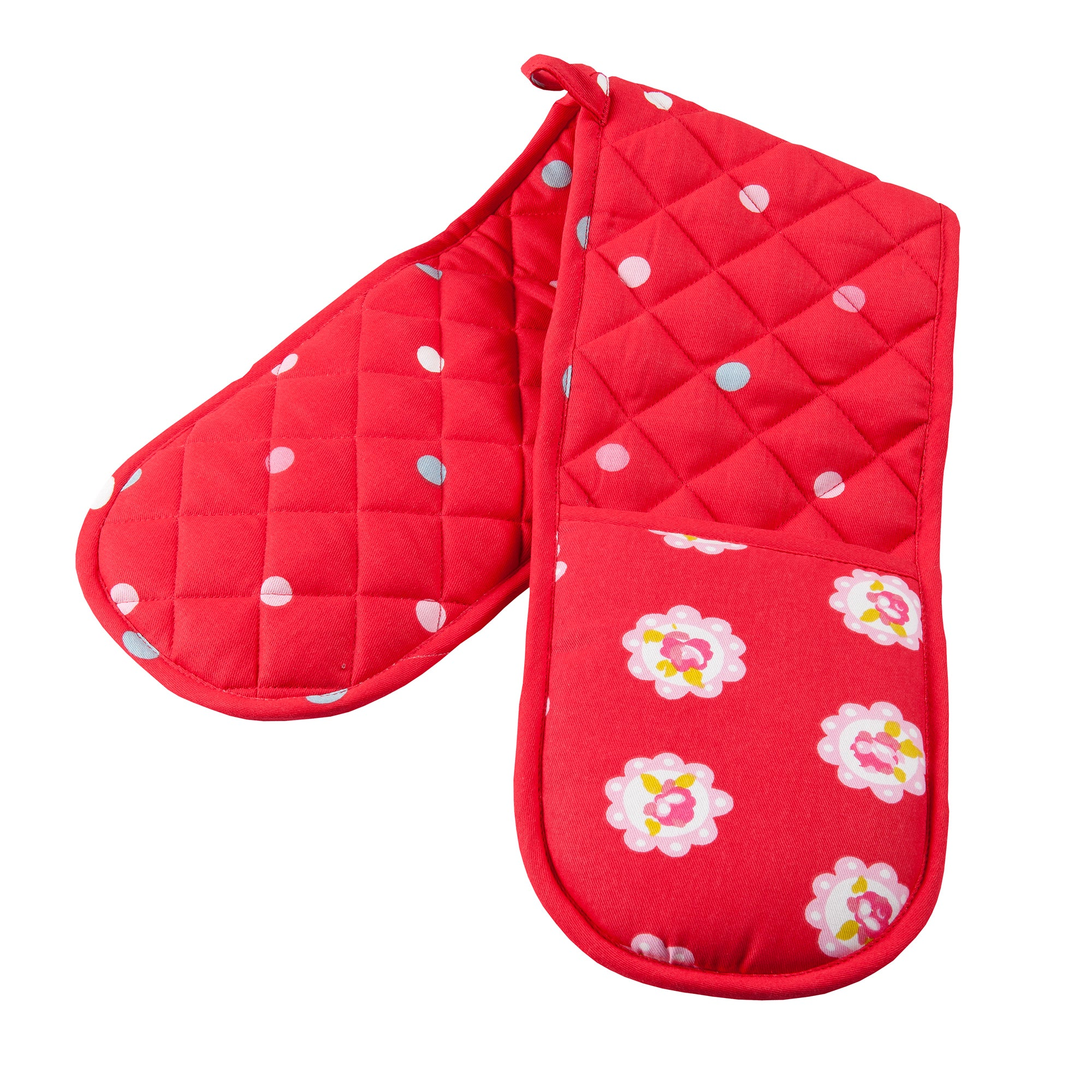 Rose and Ellis Allexton Double Oven Glove