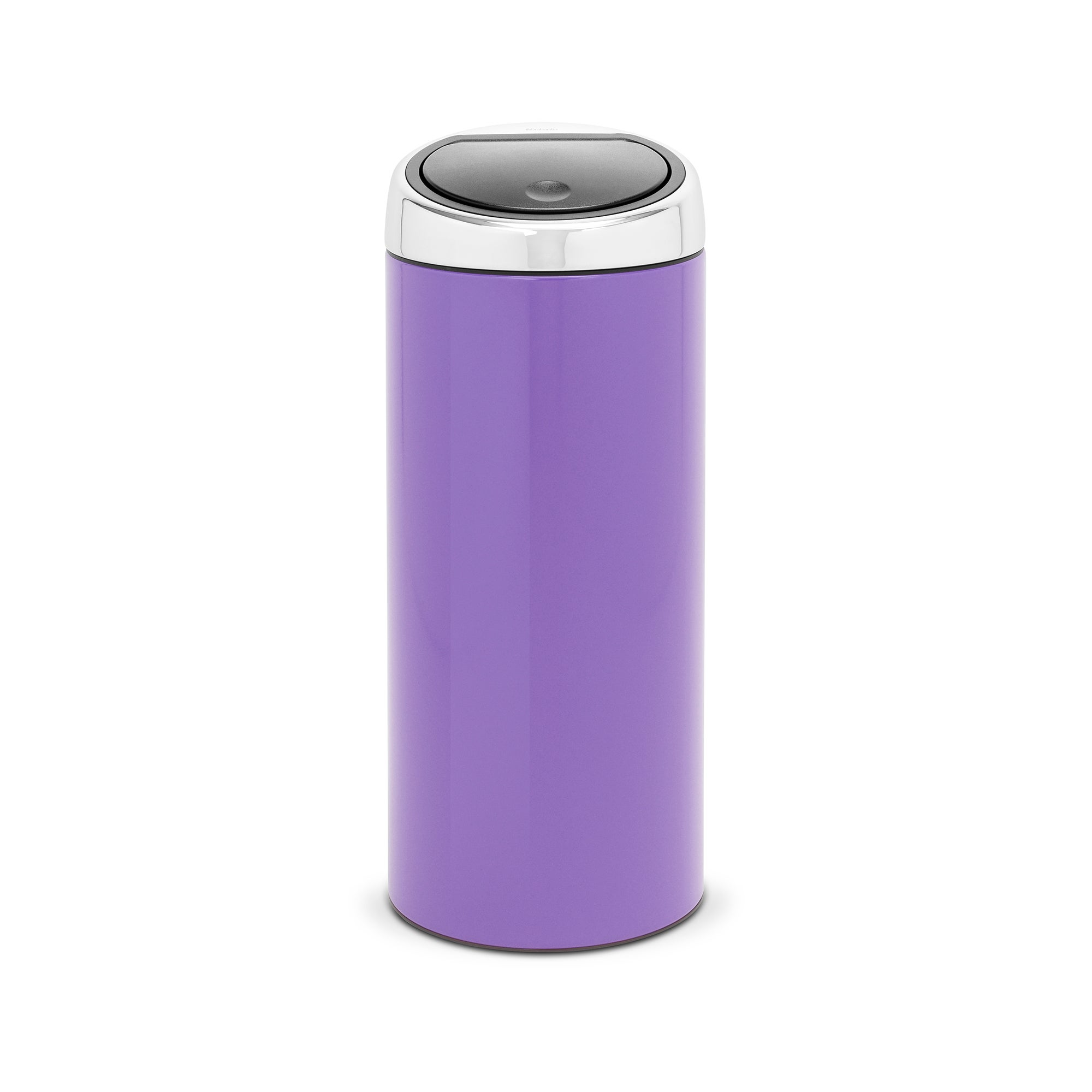 Brabantia Purple 30 Litre Lacquered Steel Touch Bin