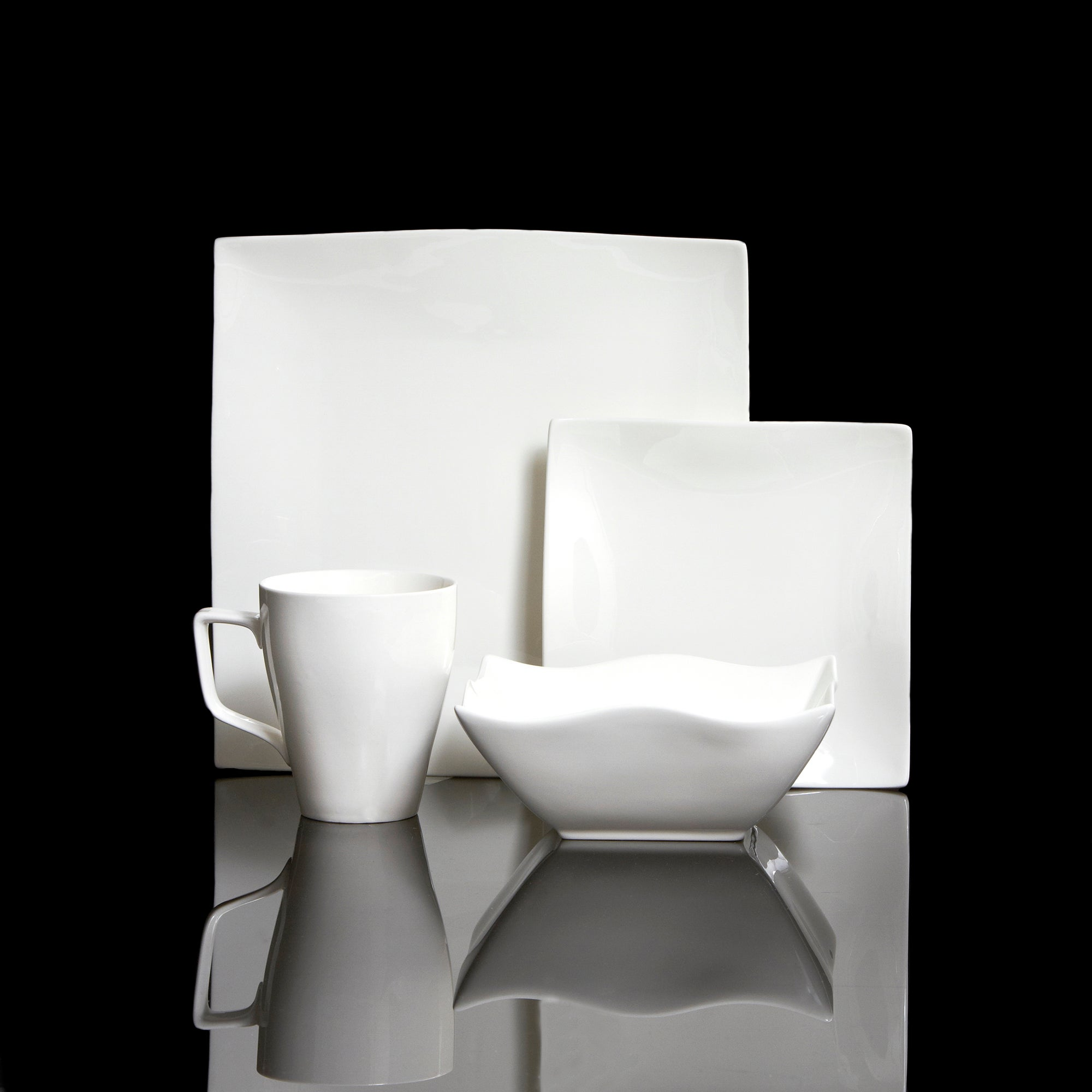 Hotel Oxford 16 Piece Dinner Set