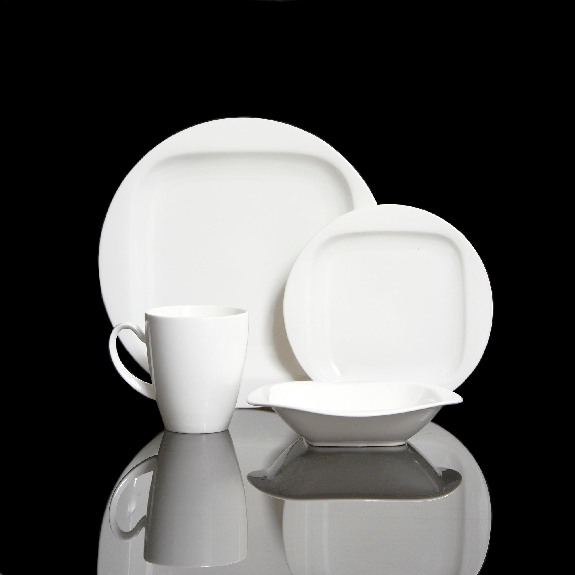 Hotel Alderley 16 Piece Dinner Set