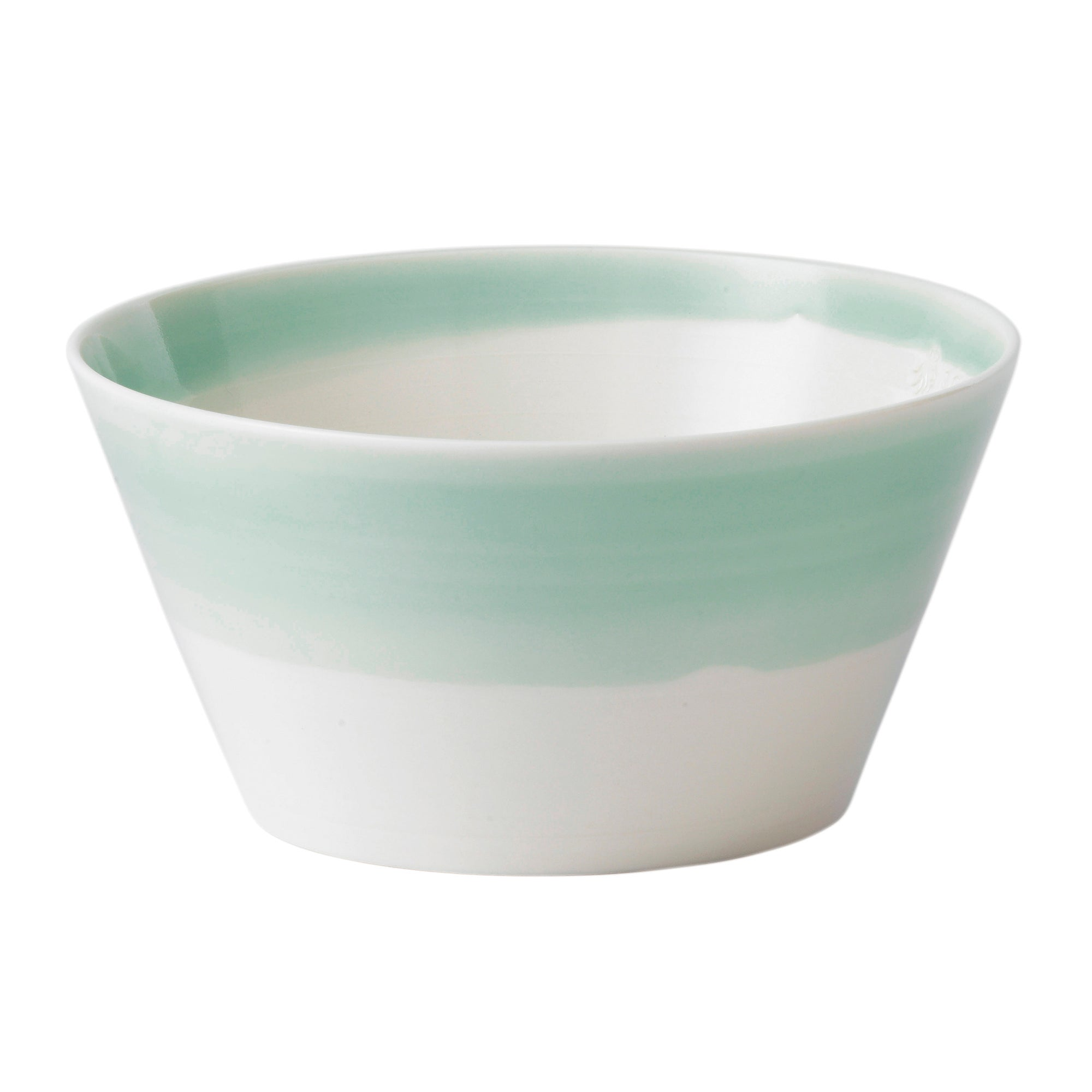 Royal Doulton Green 1815 Collection Bowl