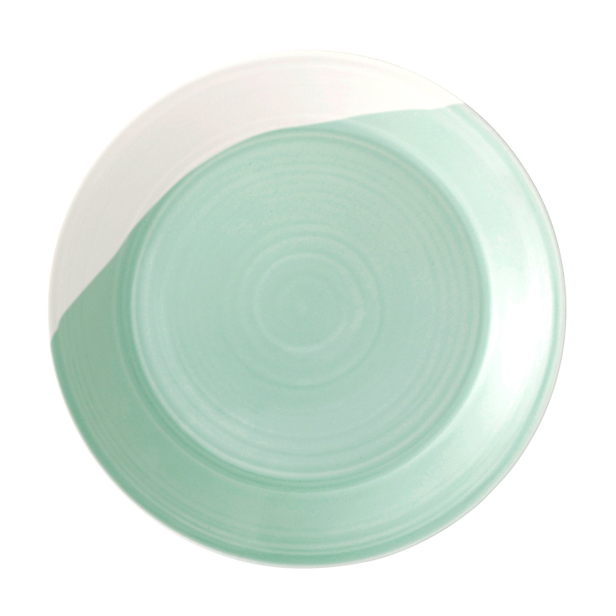 Royal Doulton Green 1815 Collection Dinner Plate