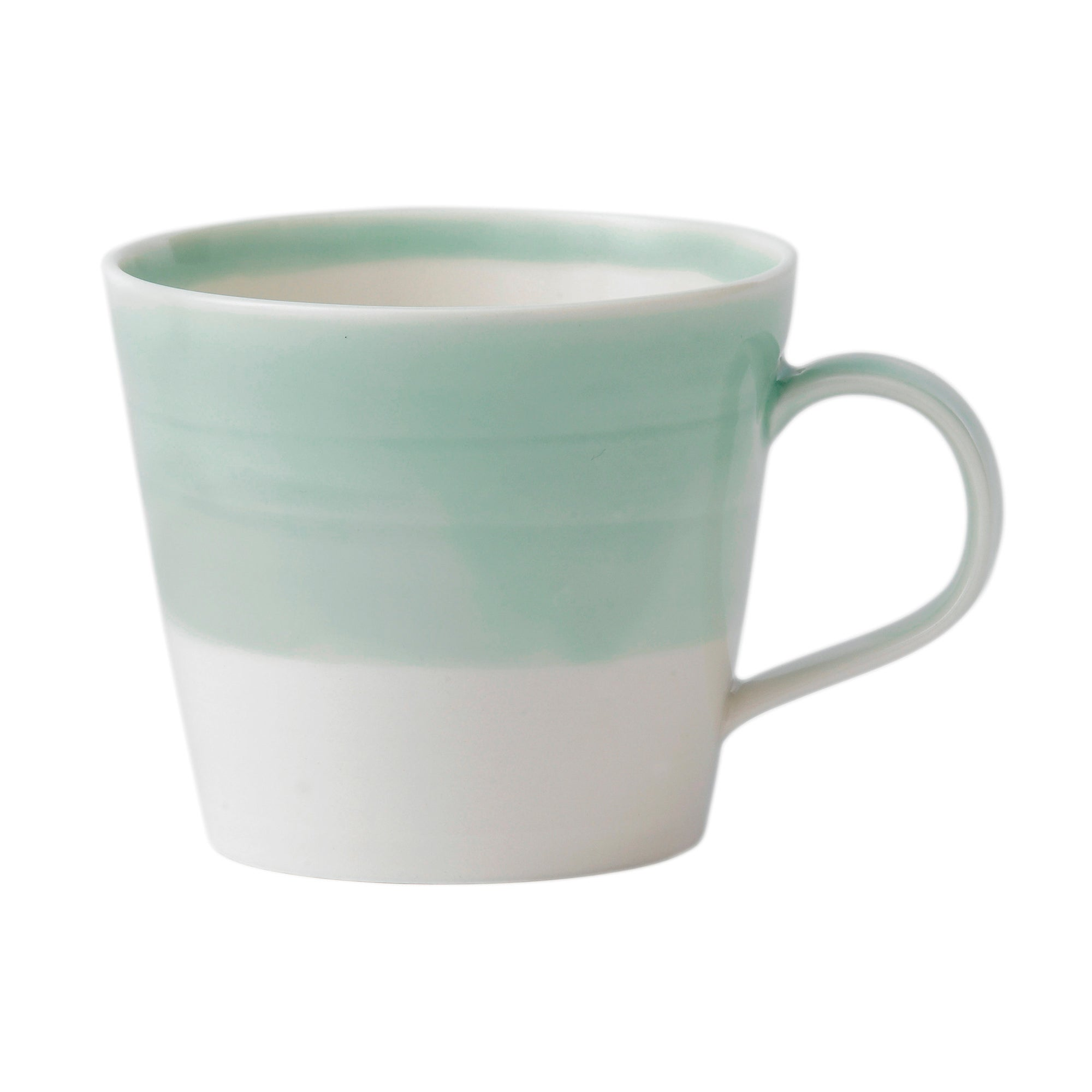 Royal Doulton Green 1815 Collection Mug