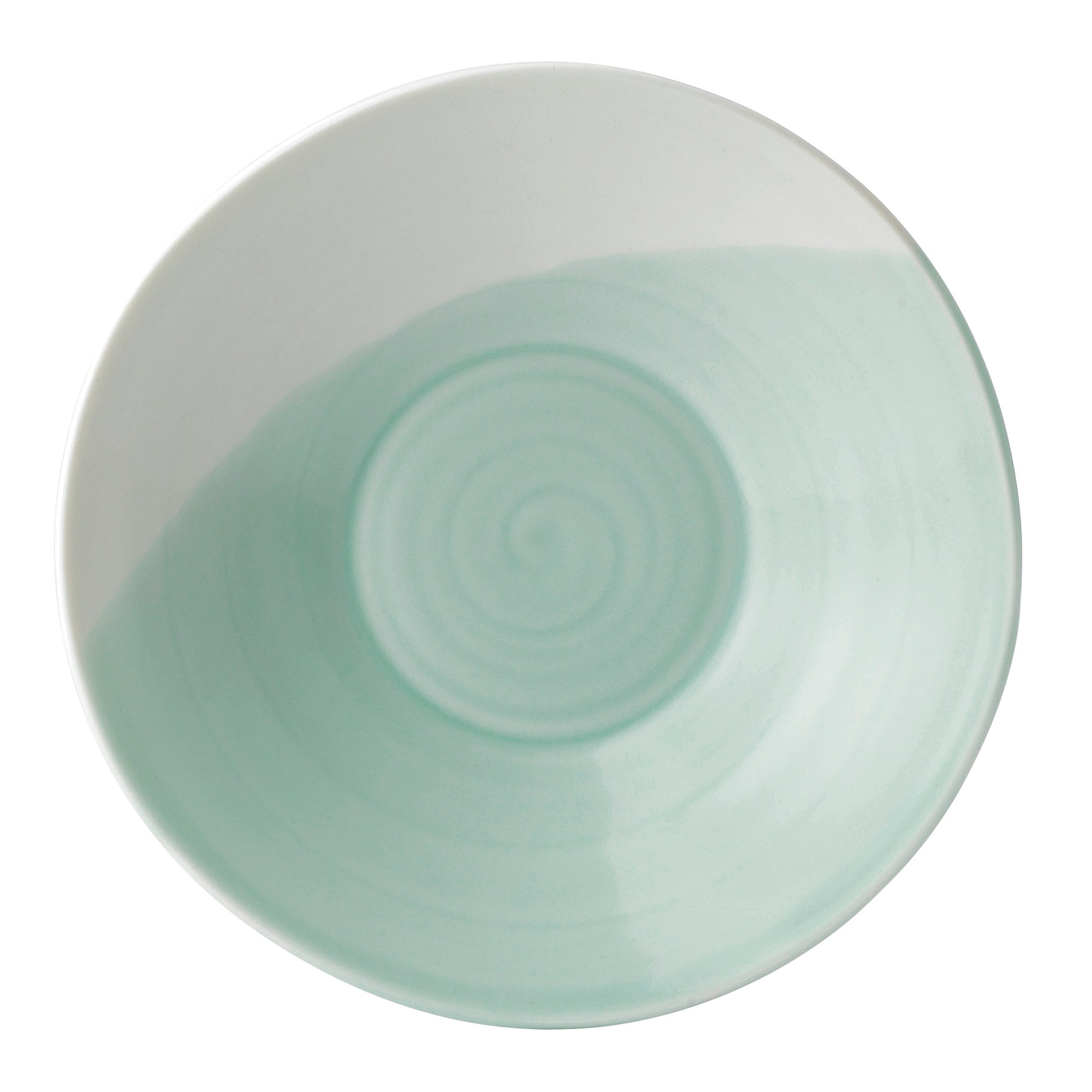 Royal Doulton Green 1815 Collection Saucer