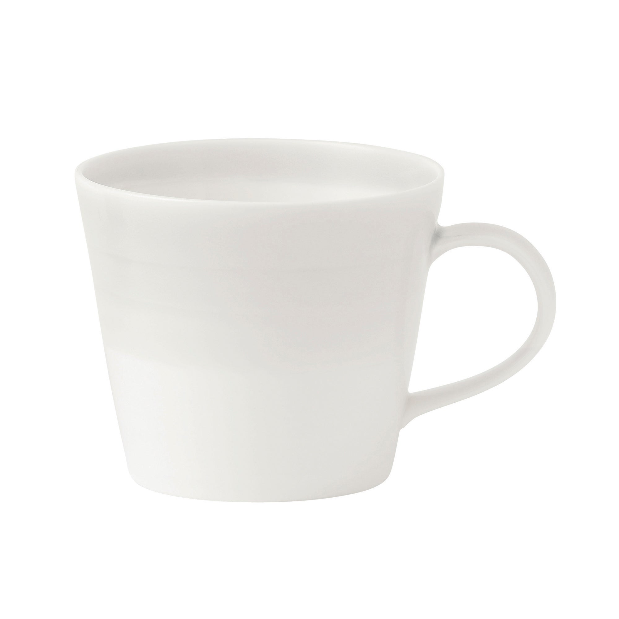 Royal Doulton White 1815 Collection Mug