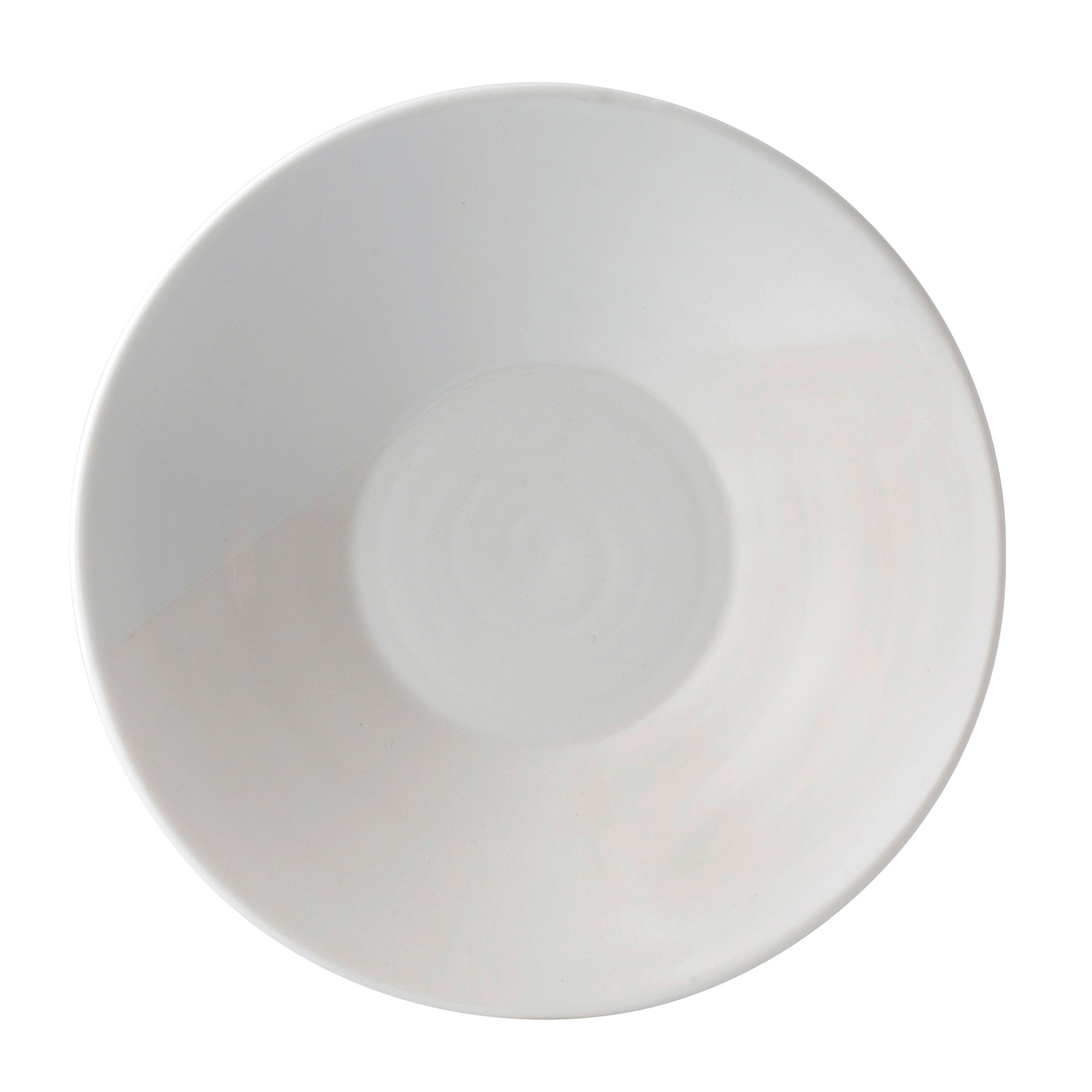 Royal Doulton White 1815 Collection Saucer