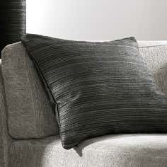 Black Urban Collection Cushion