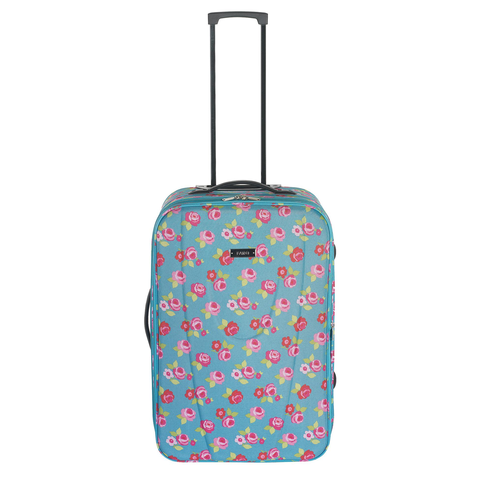 Faro Ditsy Floral Medium Suitcase