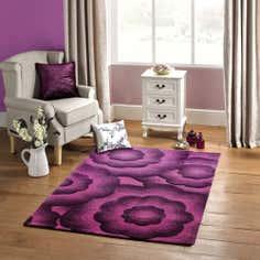 Purple Provence Rug
